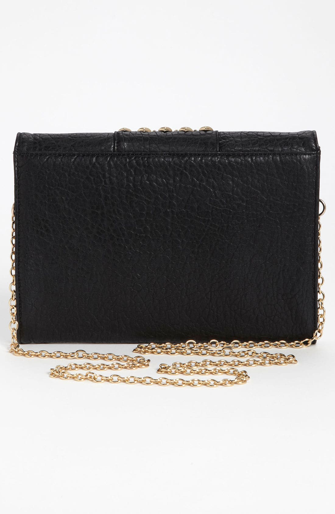 Alternate Image 4  - Top Choice Studded Envelope Clutch