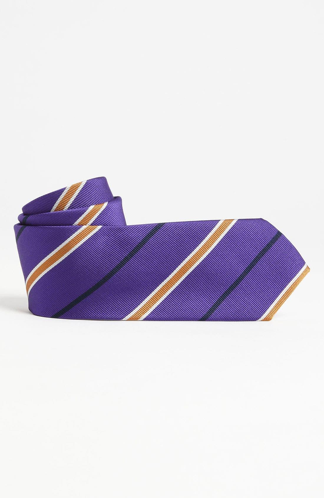 Alternate Image 1 Selected - Nordstrom Woven Silk Tie (Big Boys)