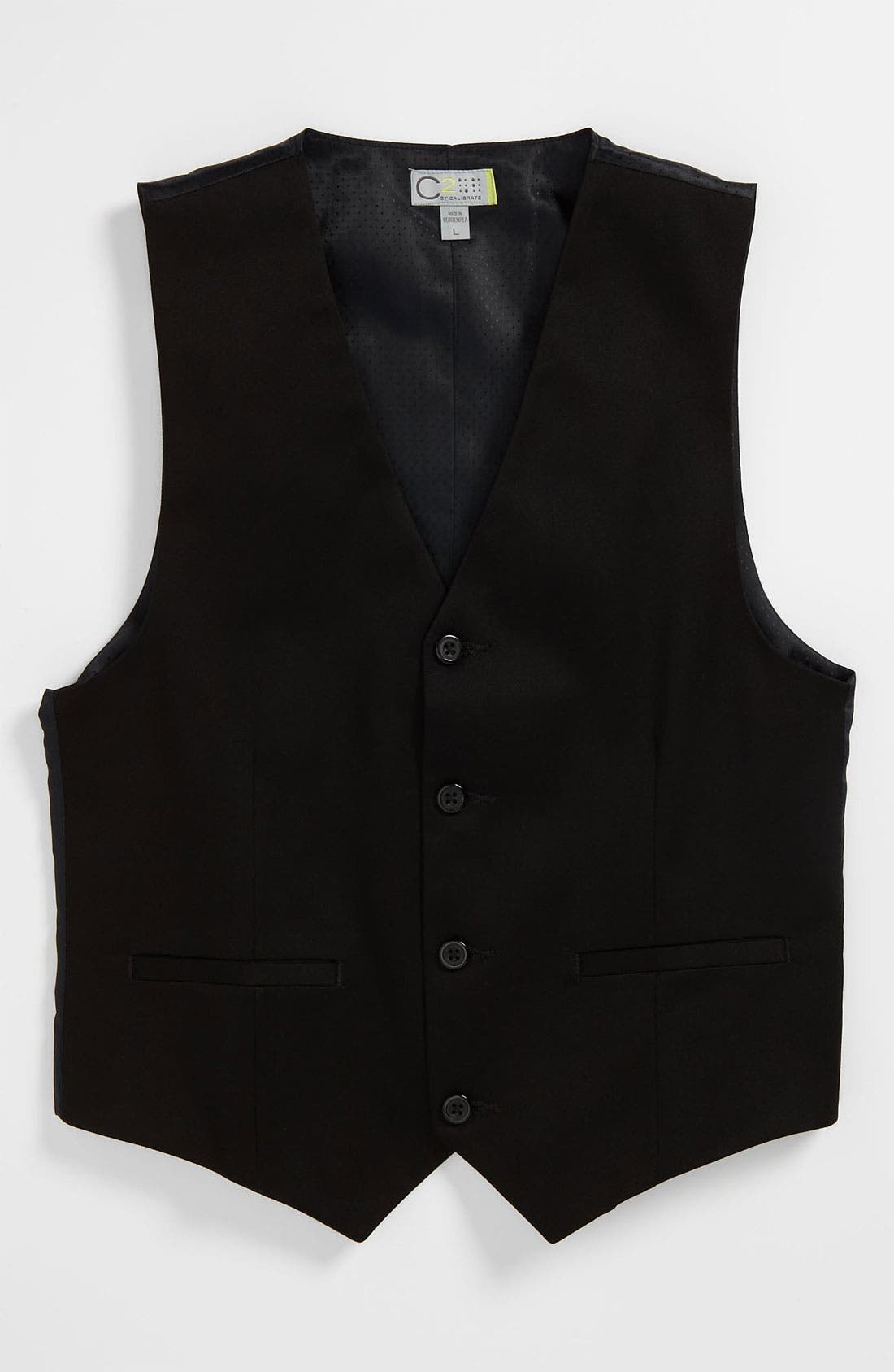 Alternate Image 1 Selected - C2 by Calibrate 'Cash' Vest (Big Boys)