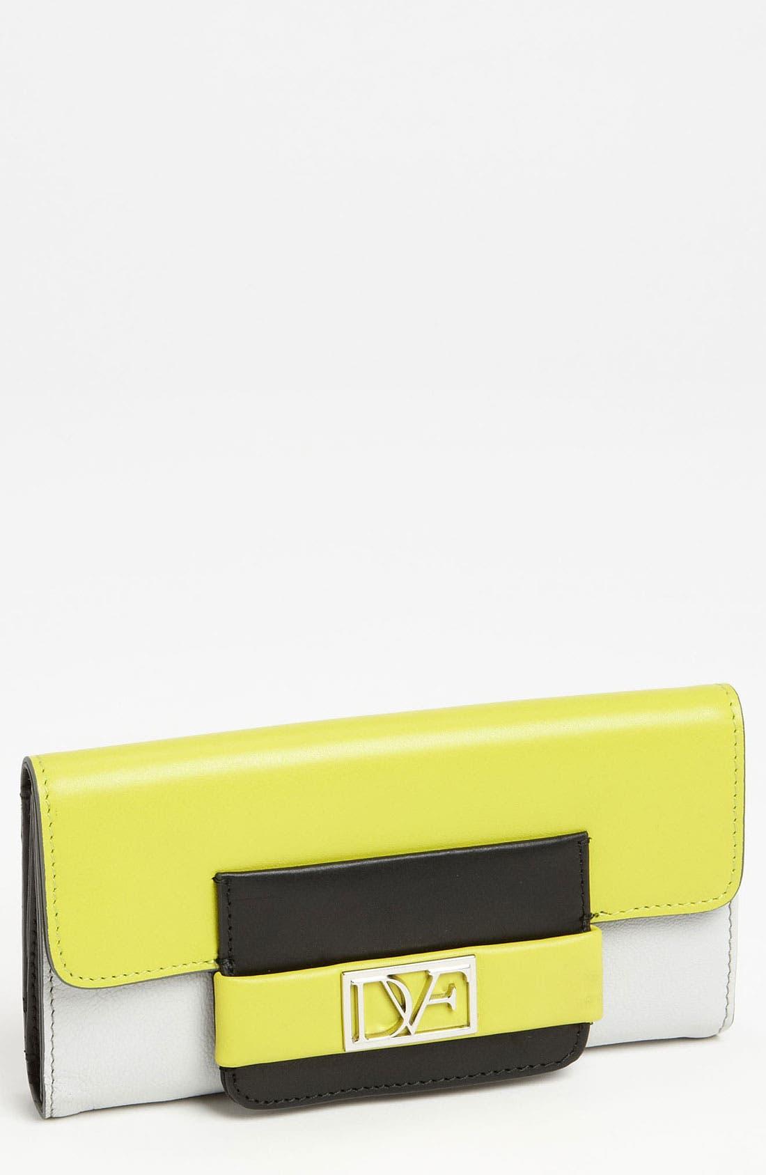 Alternate Image 1 Selected - Diane von Furstenberg 'Metro' Wallet