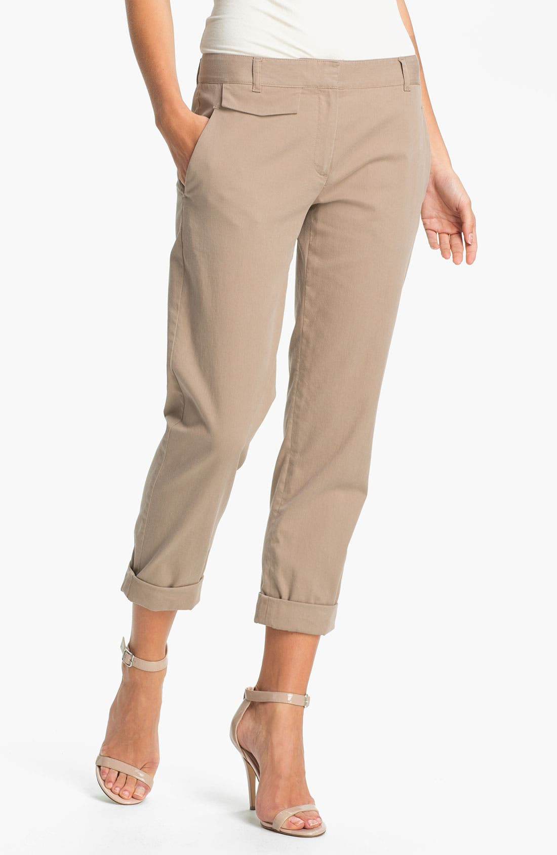 Alternate Image 1 Selected - Theory 'Rumer' Pants