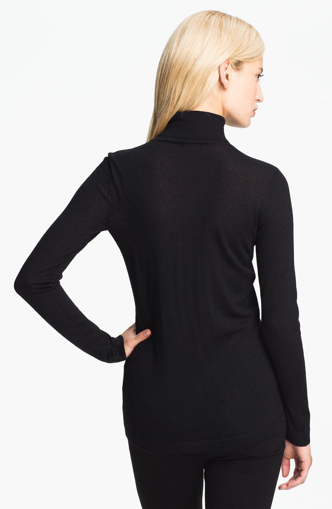 Alternate Image 2  - Christopher Fischer 'Margaret' Cashmere Turtleneck (Online Exclusive)