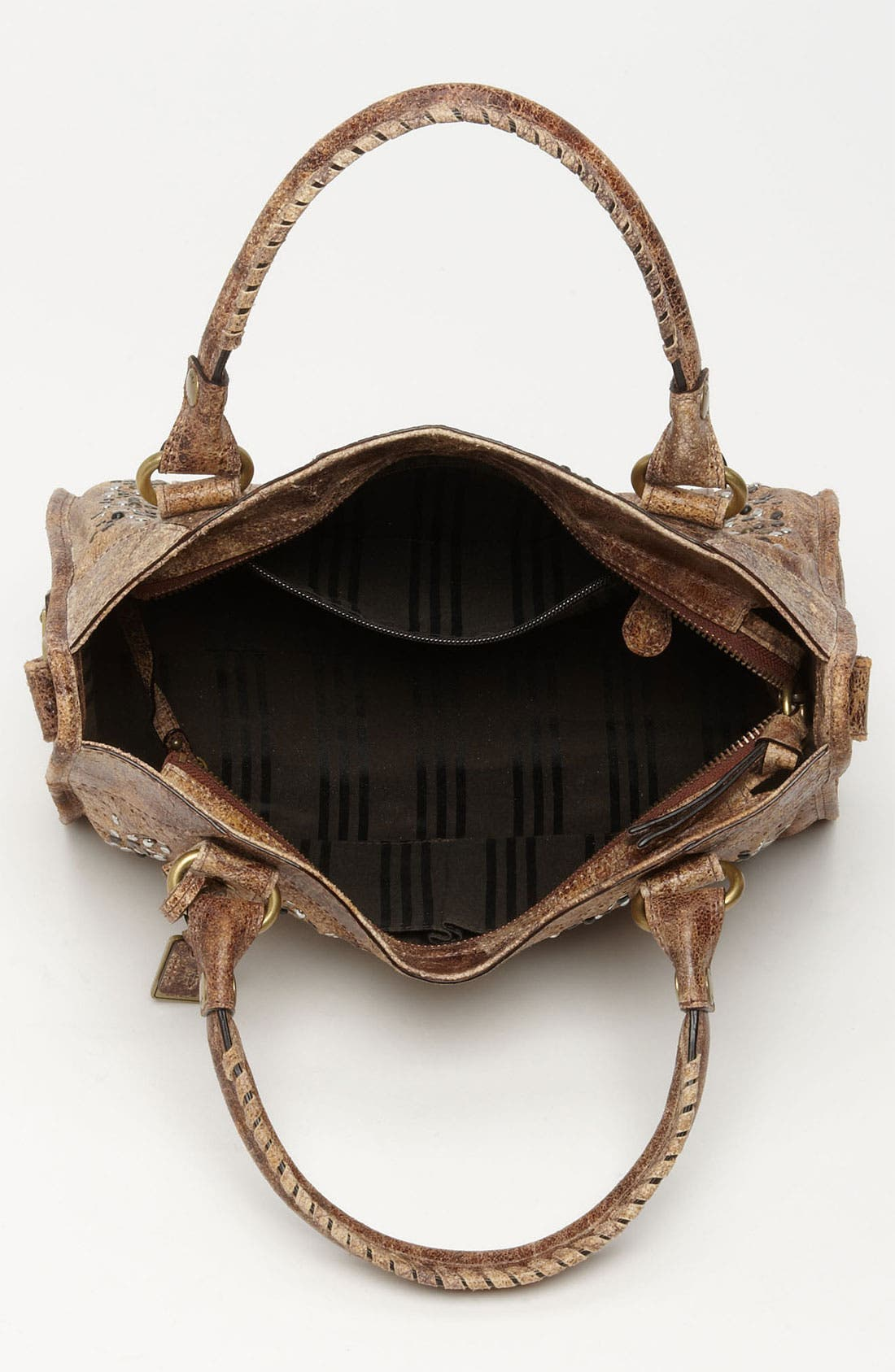 Alternate Image 3  - Frye 'Deborah' Studded Satchel