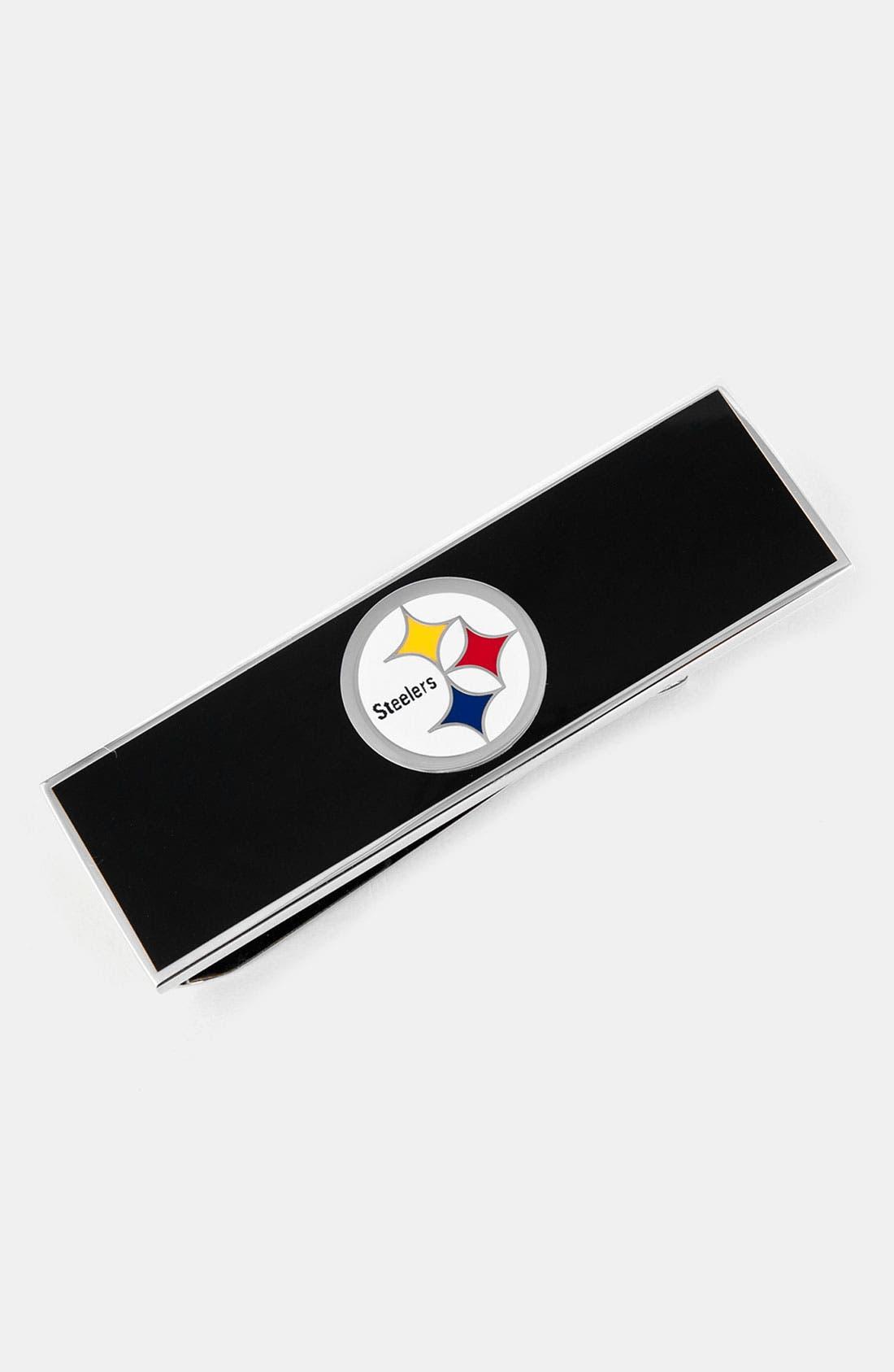 Main Image - Cufflinks, Inc. 'Pittsburgh Steelers' Money Clip
