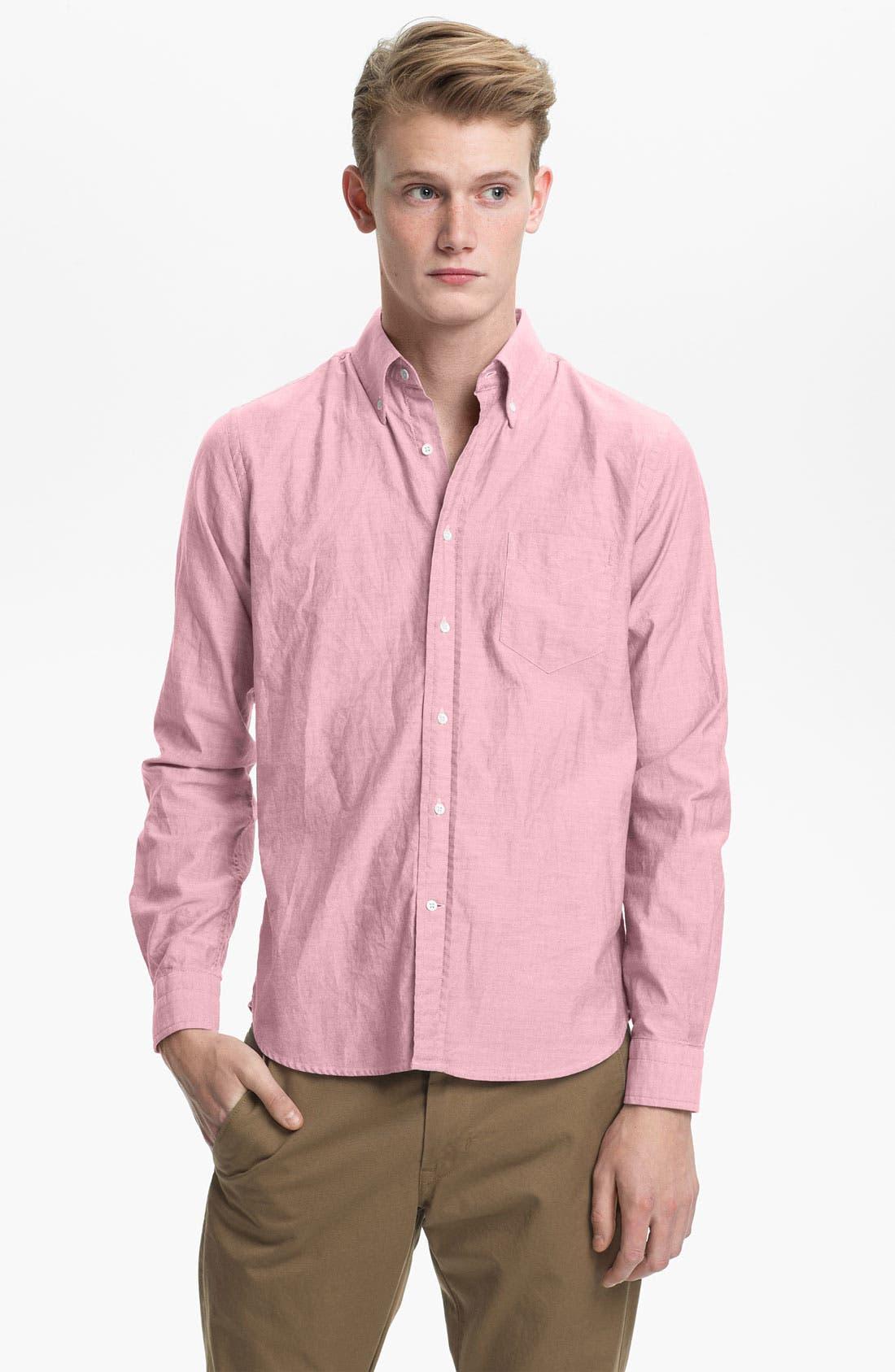 Alternate Image 1 Selected - Gant Rugger Oxford Shirt