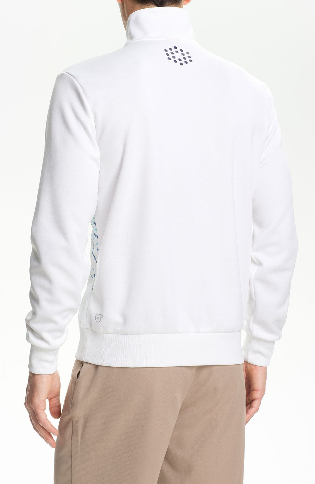 Alternate Image 2  - PUMA GOLF 'Popover' Quarter Zip Pullover
