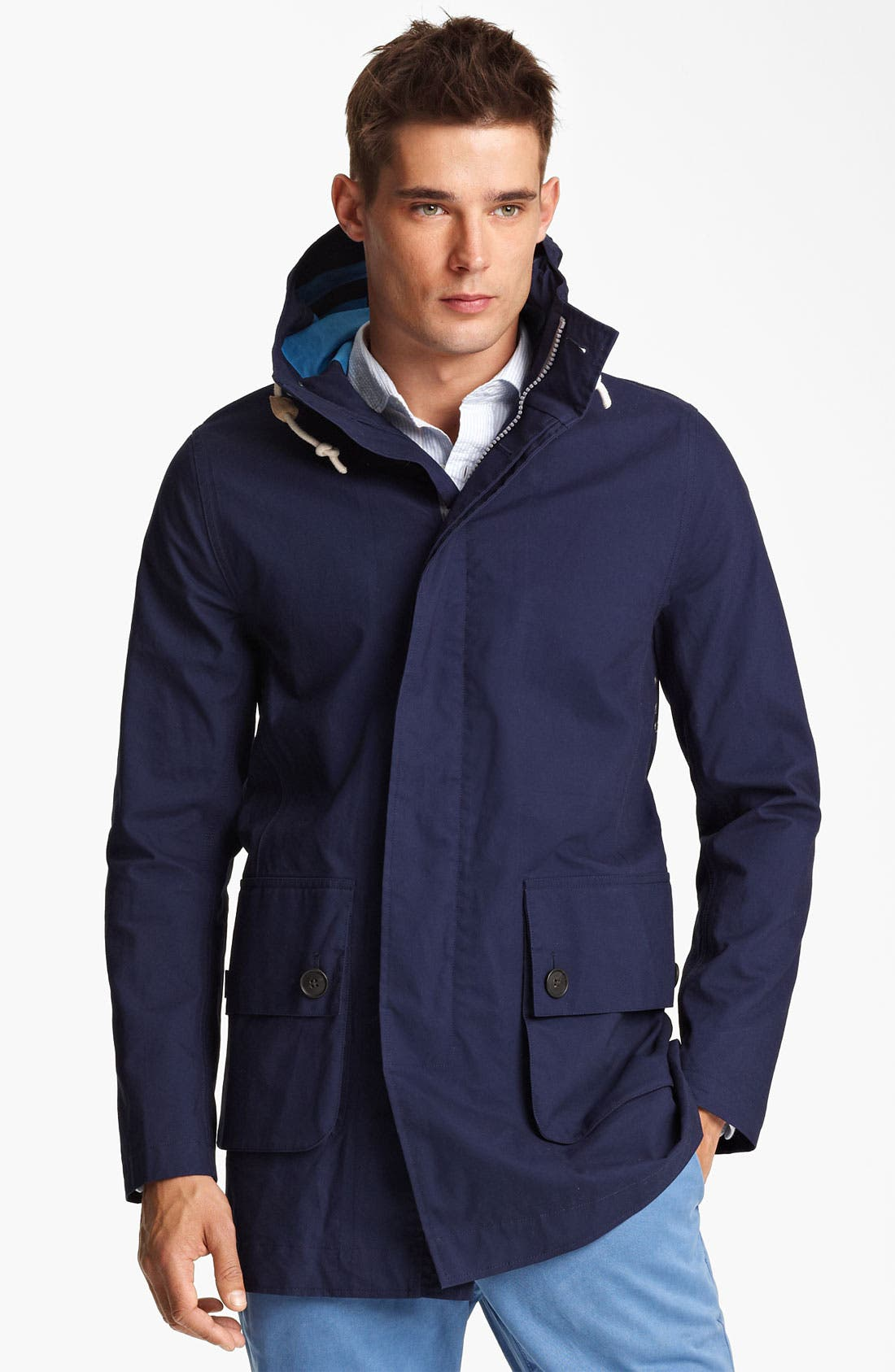 Alternate Image 1 Selected - Jack Spade Rain Jacket