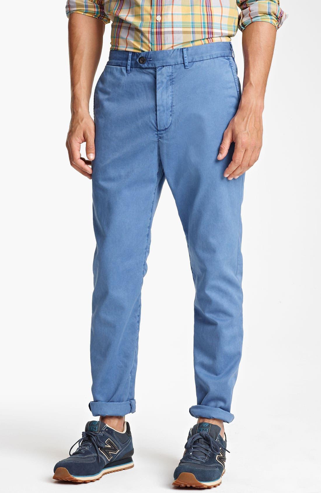 Alternate Image 1 Selected - Jack Spade 'Dolan' Pants