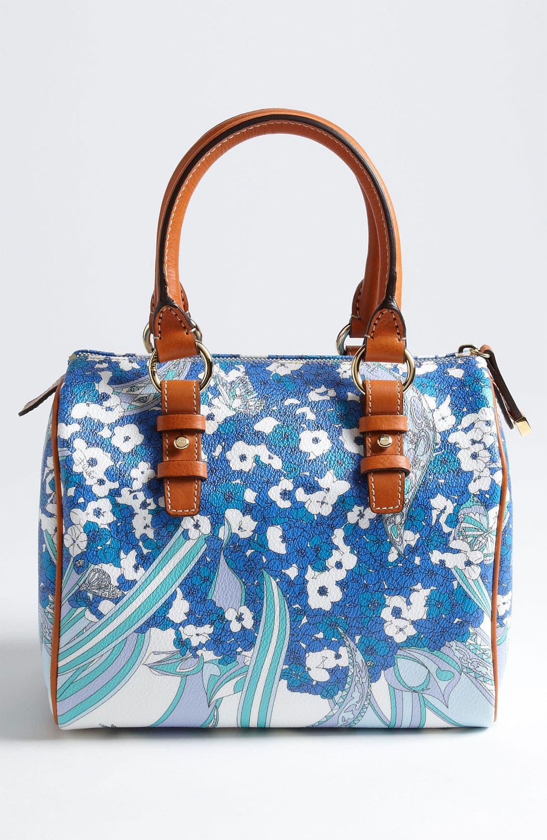 Alternate Image 4  - Emilio Pucci 'Small' Boston Bag