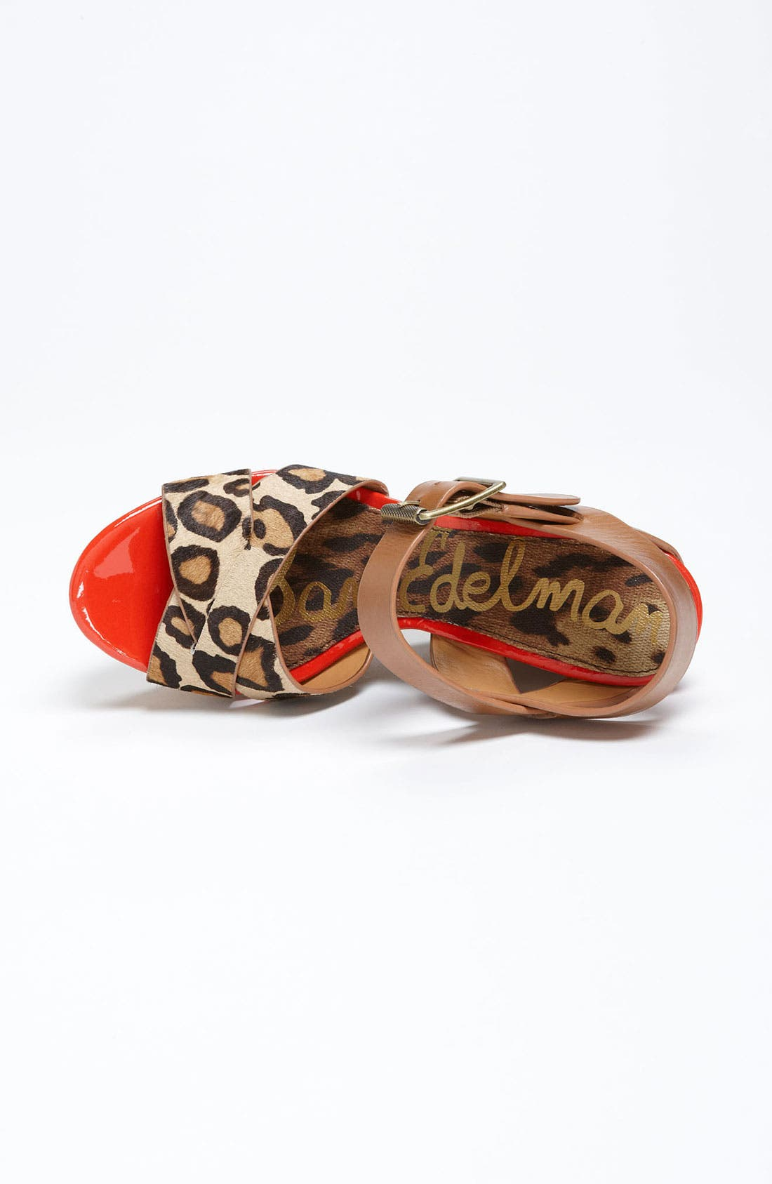 Alternate Image 3  - Sam Edelman 'Sasha' Wedge Sandal