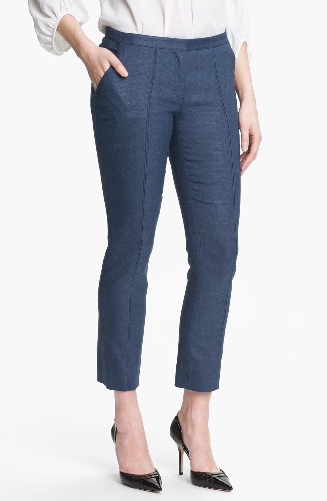 Alternate Image 1 Selected - Diane von Furstenberg 'Aislin' Crop Pants