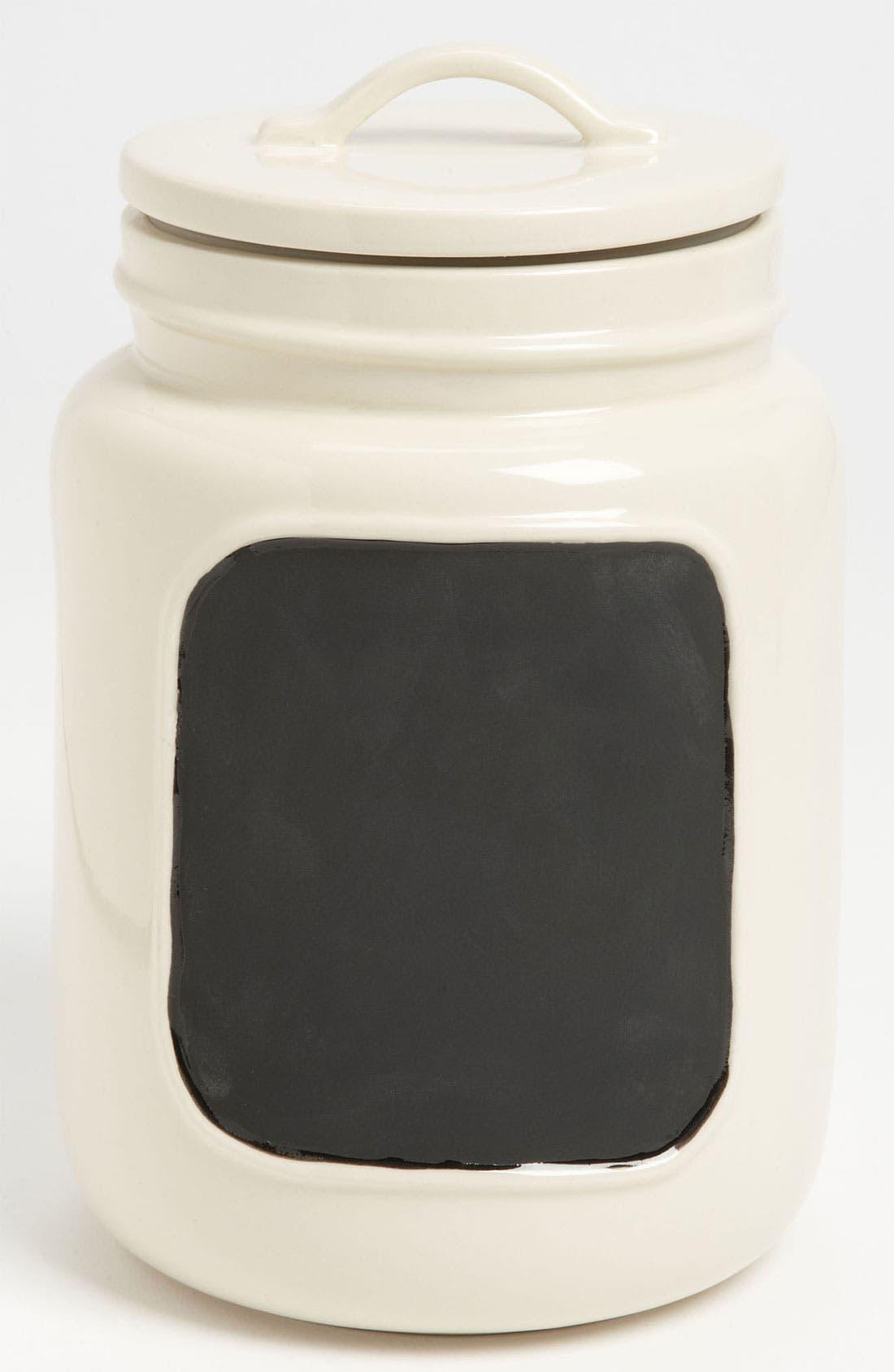 Alternate Image 1 Selected - Rae Dunn by Magenta Chalkboard Jar