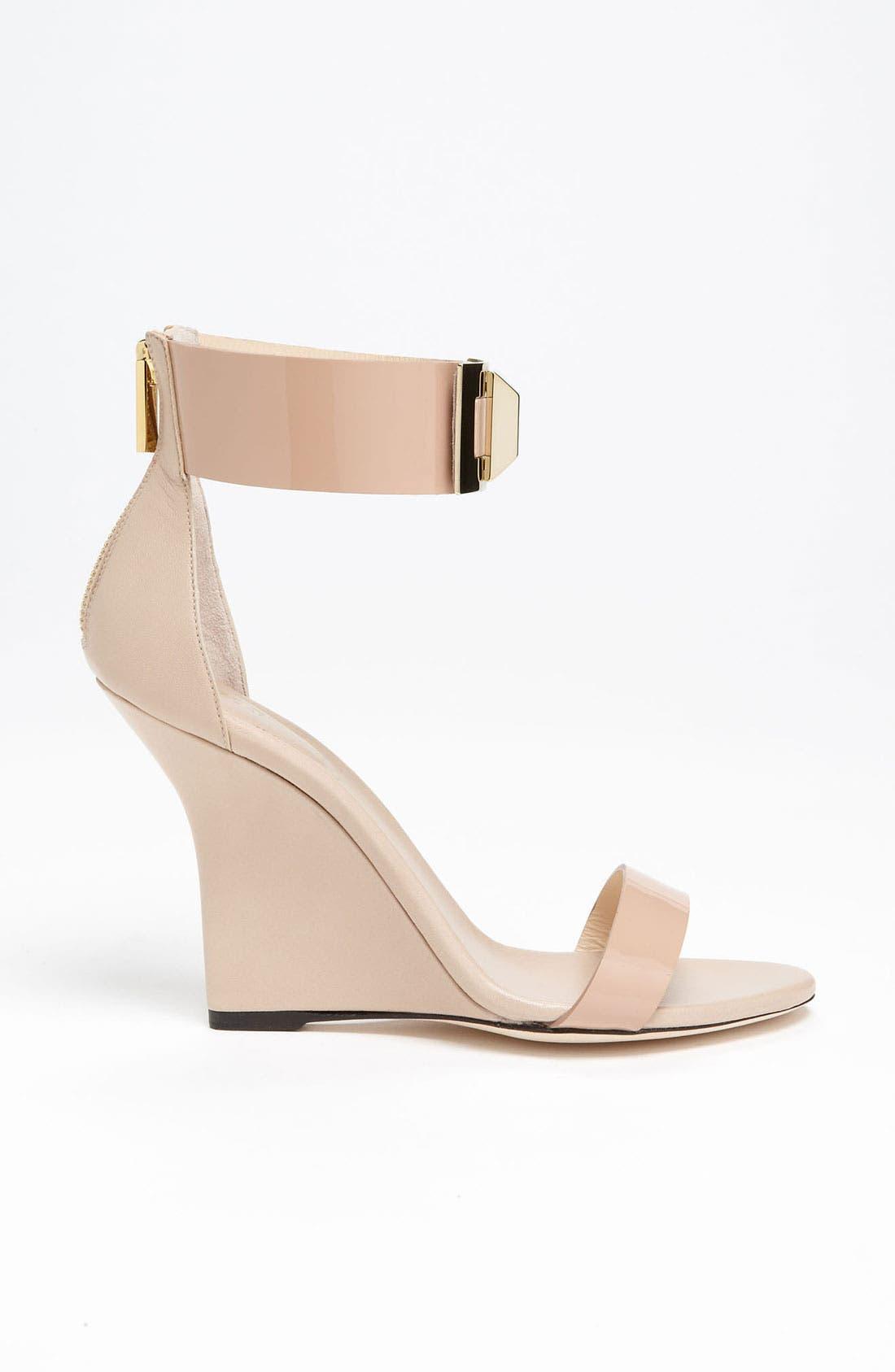 Alternate Image 4  - Emilio Pucci 'Marquise' Wedge Sandal