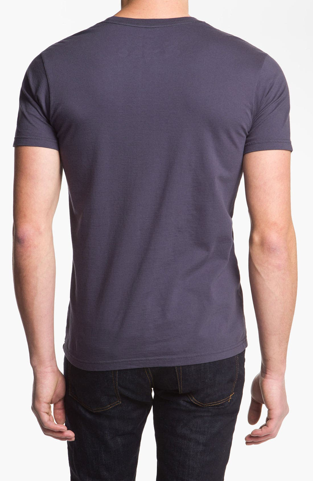 Alternate Image 2  - RVCA 'The Woods' Graphic T-Shirt