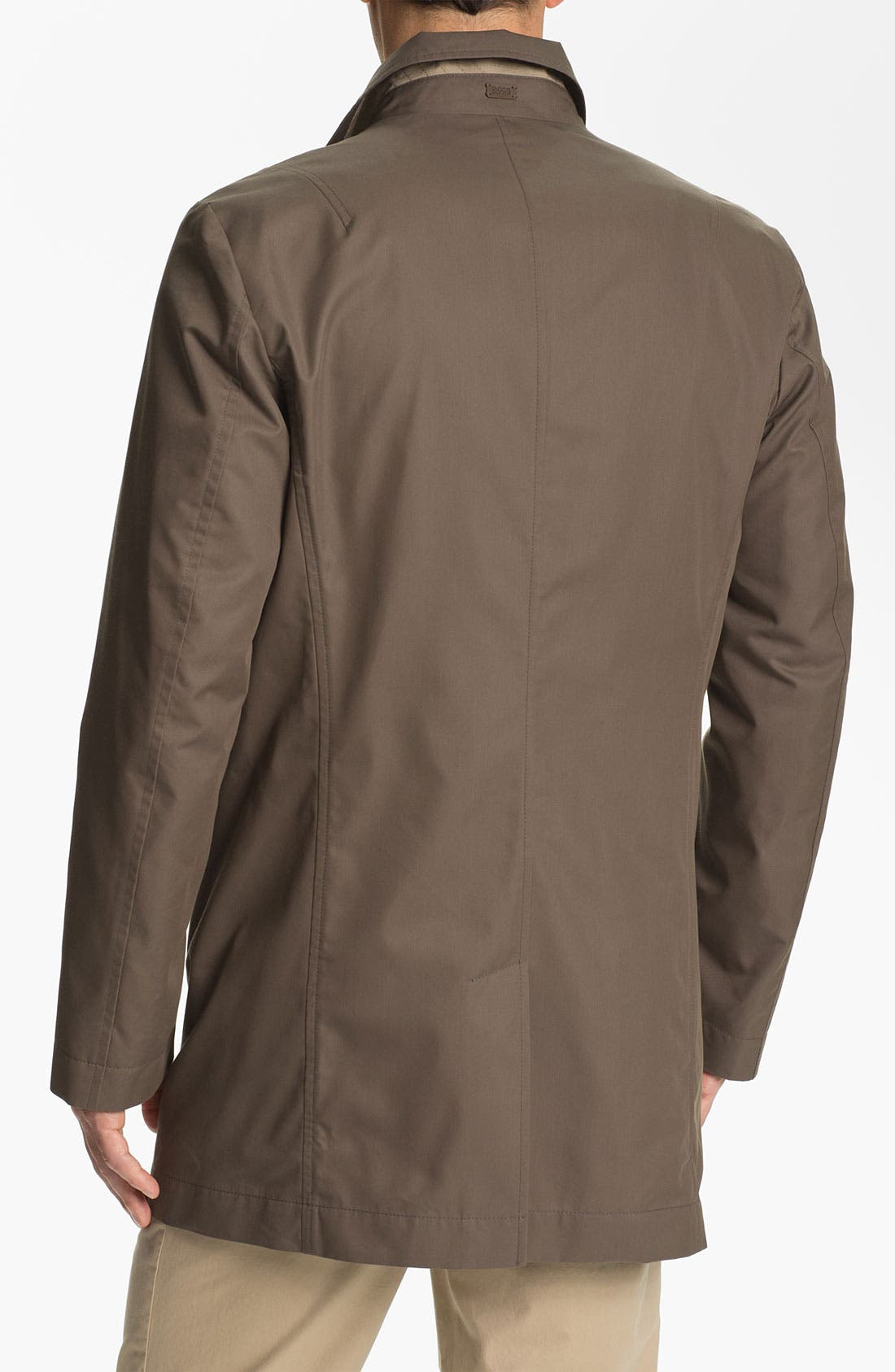 Alternate Image 2  - BOSS Black 'Dias' Raincoat