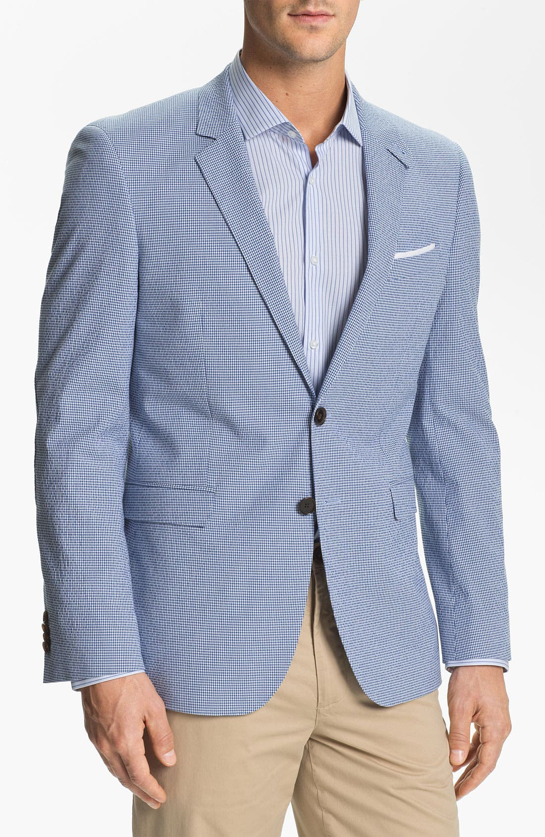 Main Image - BOSS HUGO BOSS 'Rhett' Extra Trim Fit Sportcoat