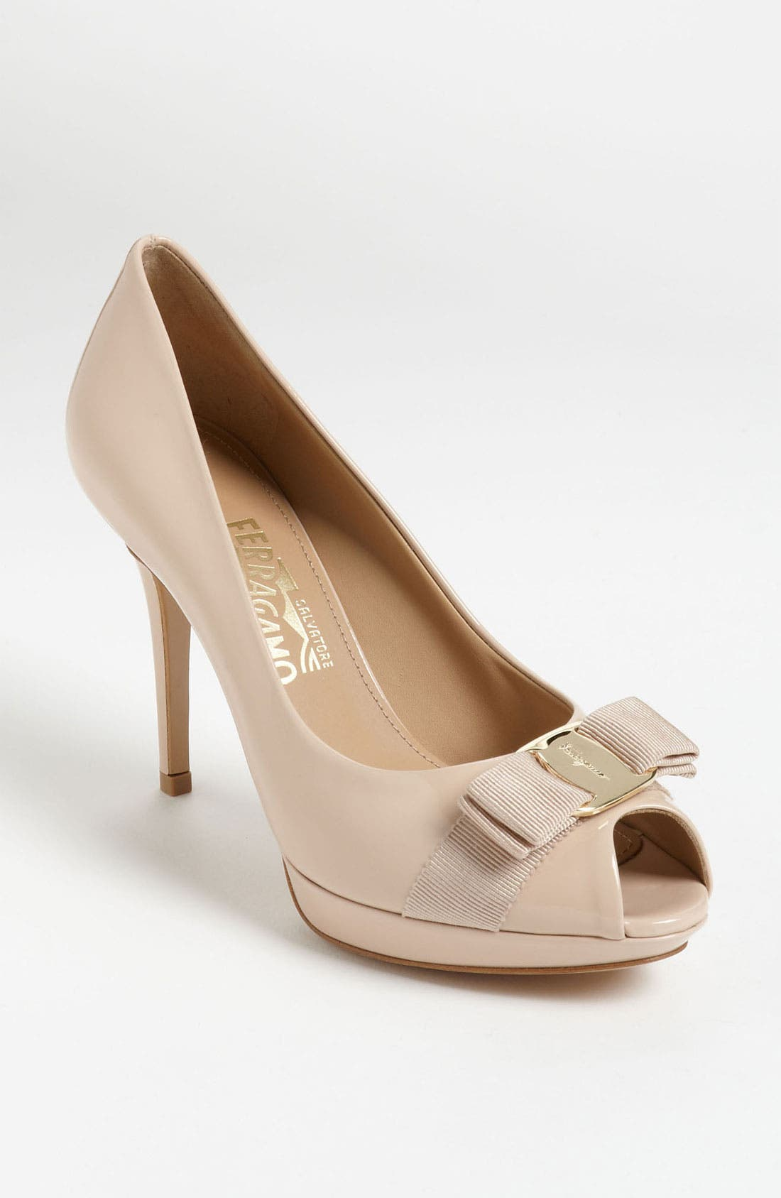 Alternate Image 1 Selected - Salvatore Ferragamo 'Talia' Pump