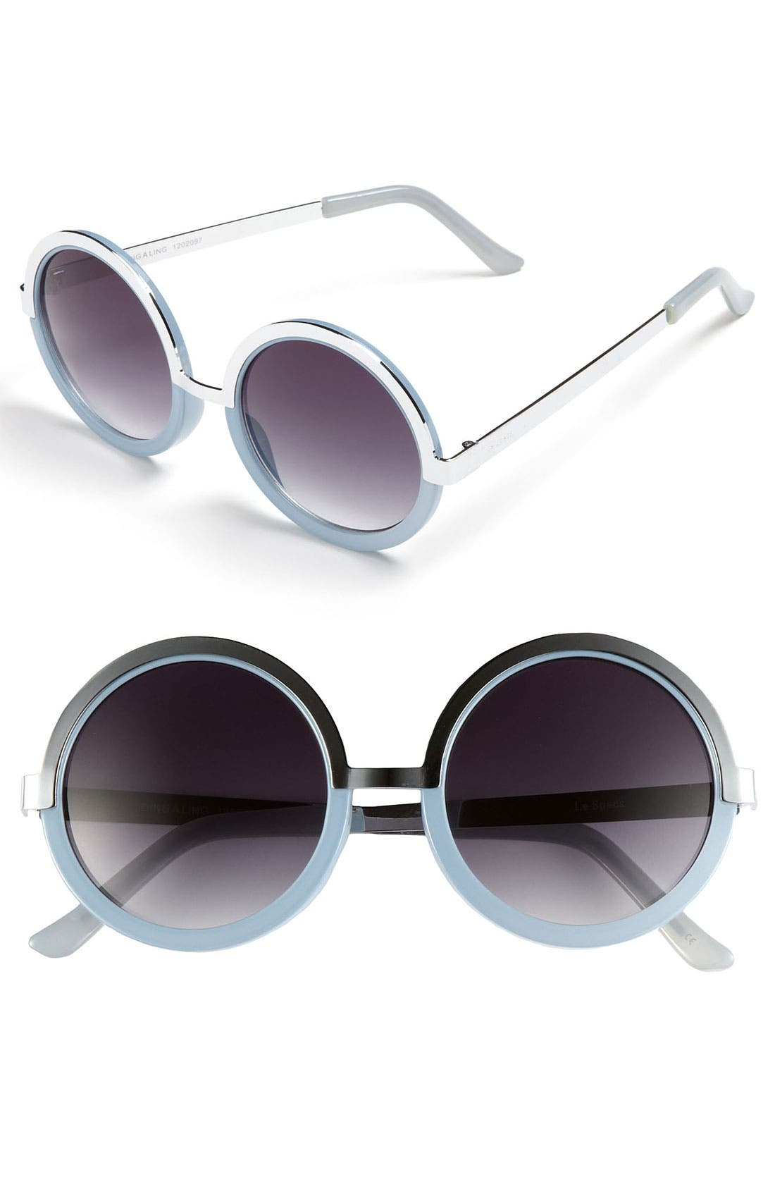 Alternate Image 1 Selected - Le Specs 'Ding A Ling' Sunglasses