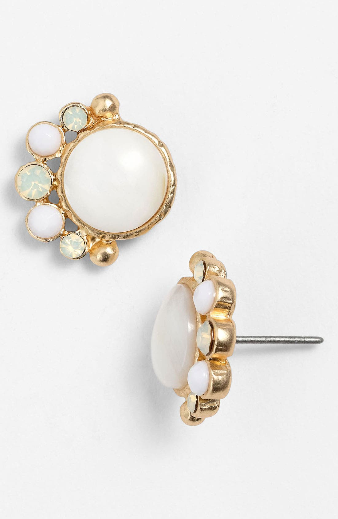 Alternate Image 1 Selected - Nordstrom 'Santorini' Small Stud Earrings