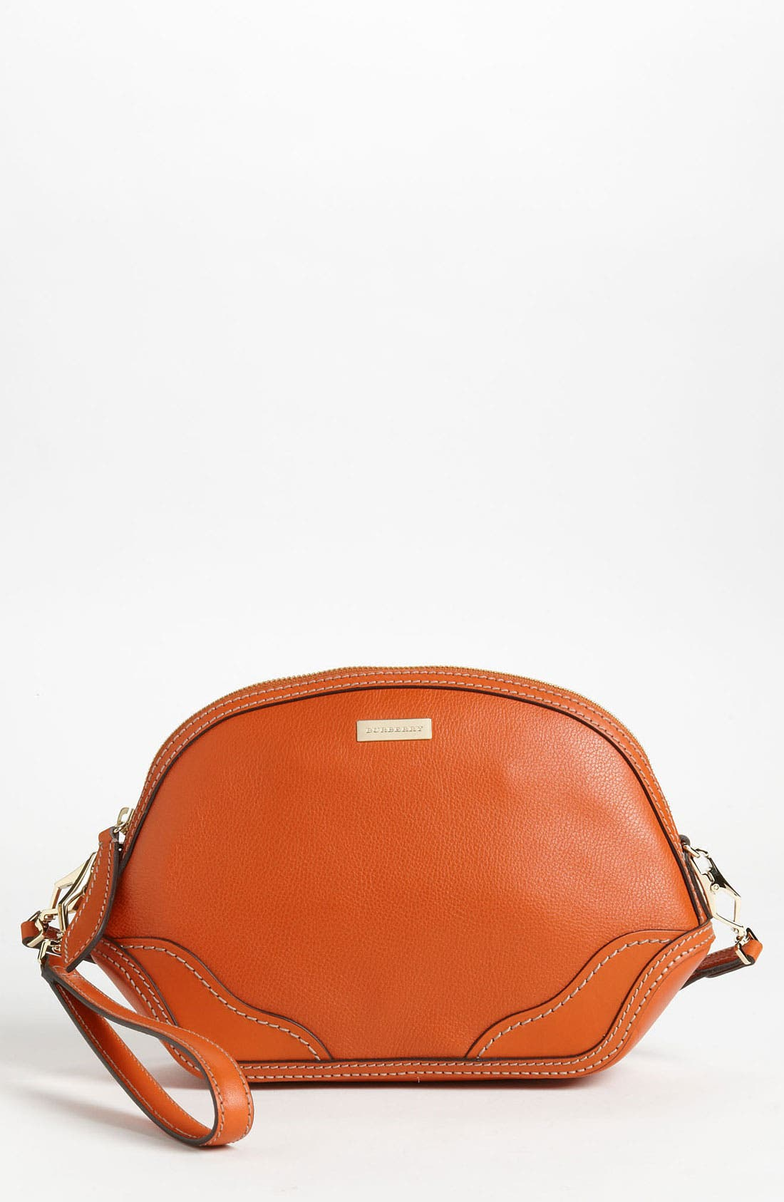 Alternate Image 1 Selected - Burberry 'Classic Grainy' Leather Crossbody Bag