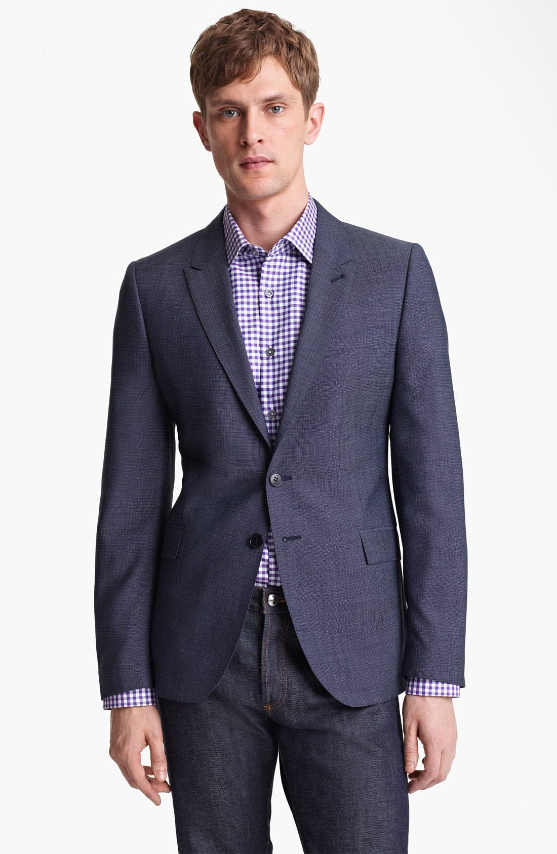 Alternate Image 1 Selected - PS Paul Smith Slim Fit Wool Sportcoat