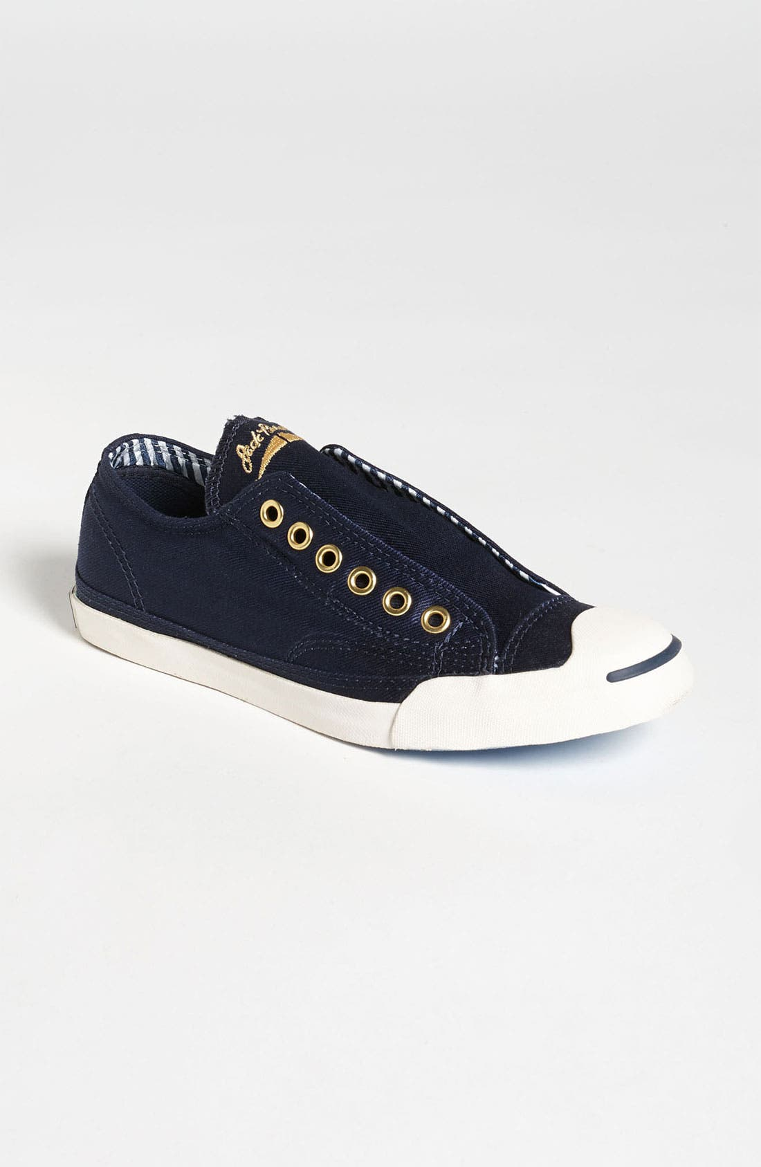 Alternate Image 1 Selected - Converse 'Jack Purcell' Twill Sneaker (Women)
