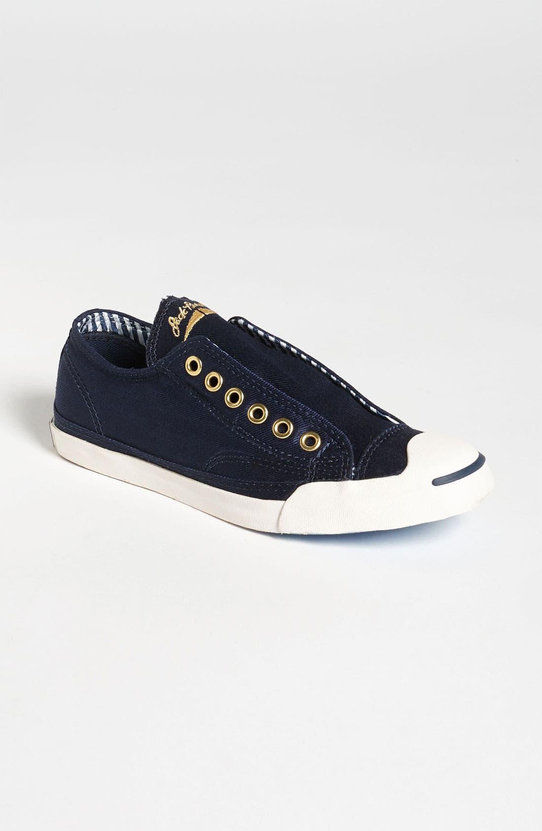 Main Image - Converse 'Jack Purcell' Twill Sneaker (Women)