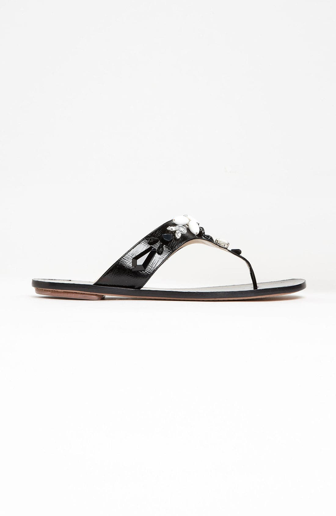 Alternate Image 4  - Prada Thong Sandal