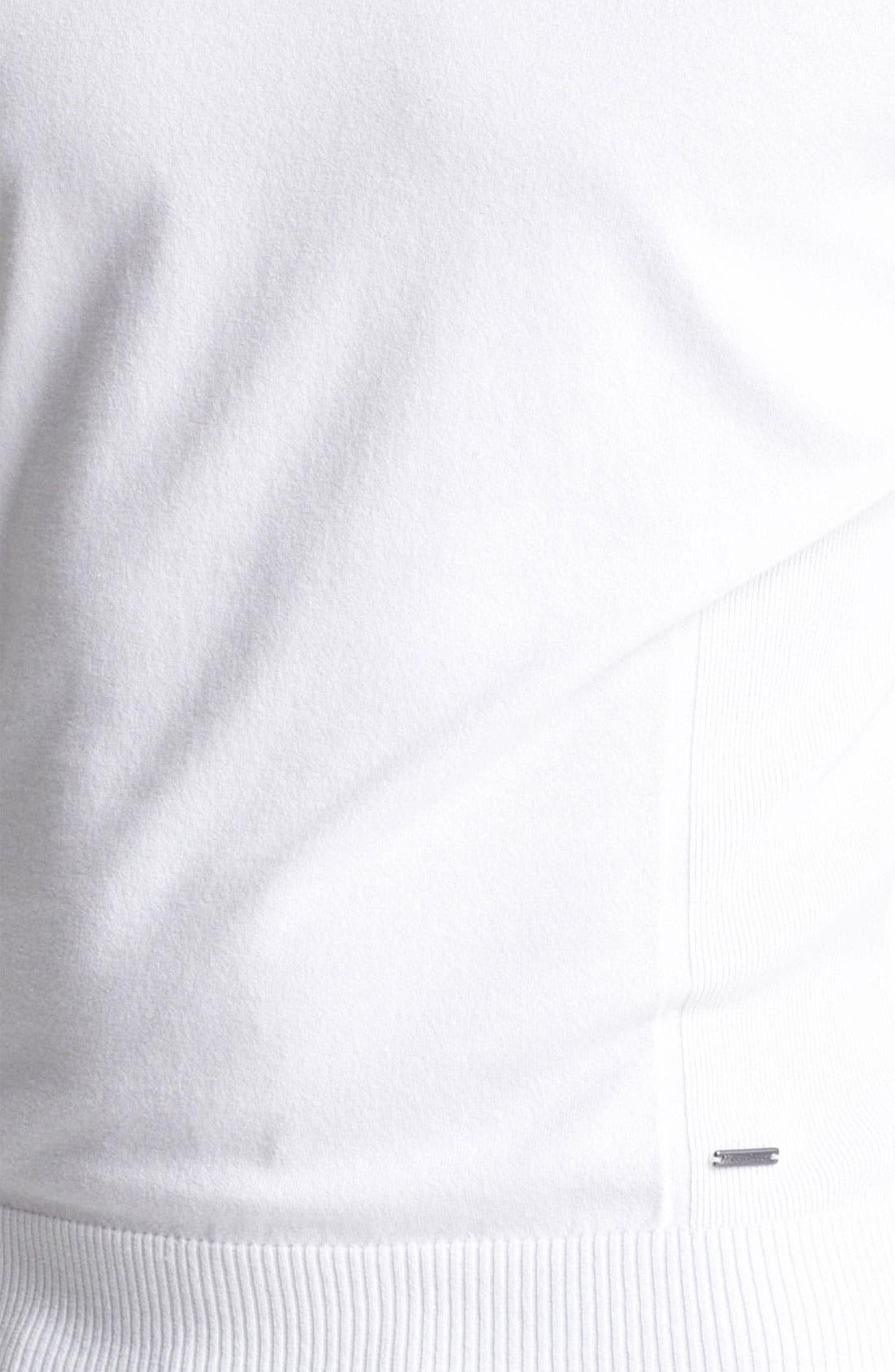 Alternate Image 3  - Zegna Sport Crewneck Sweater