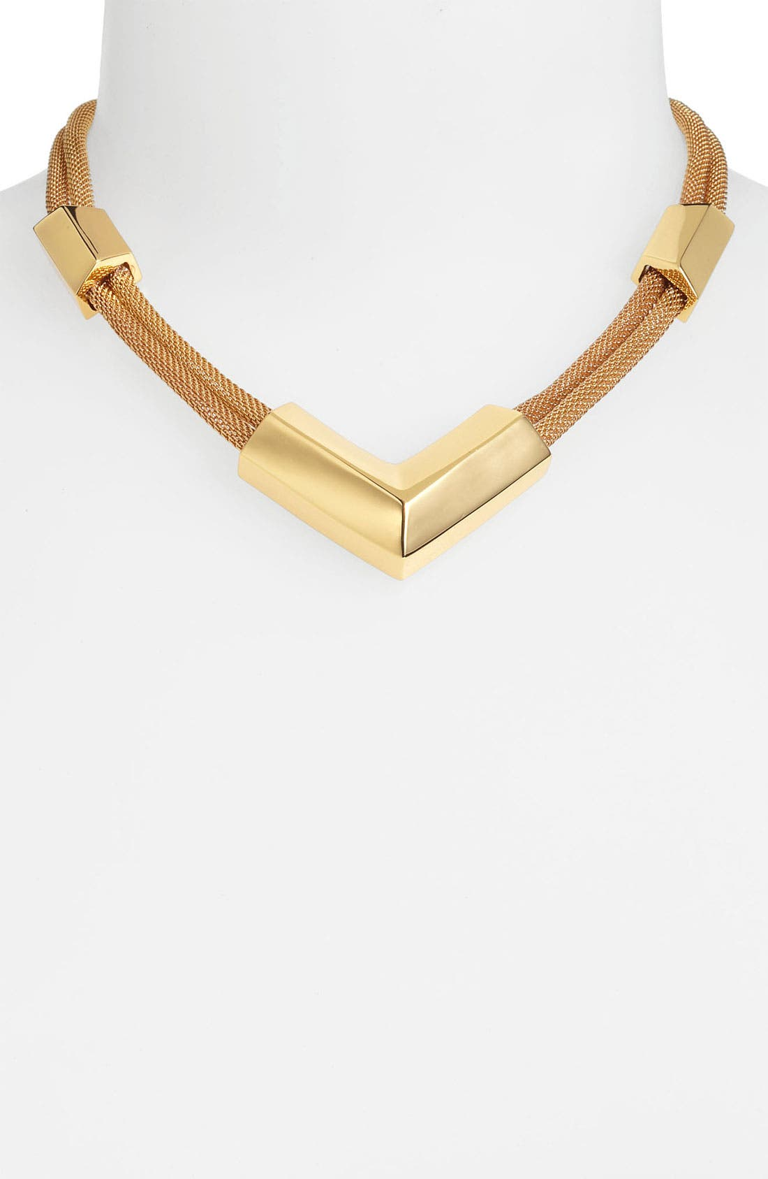 Alternate Image 2  - Vince Camuto 'Clean Slate' Collar Necklace