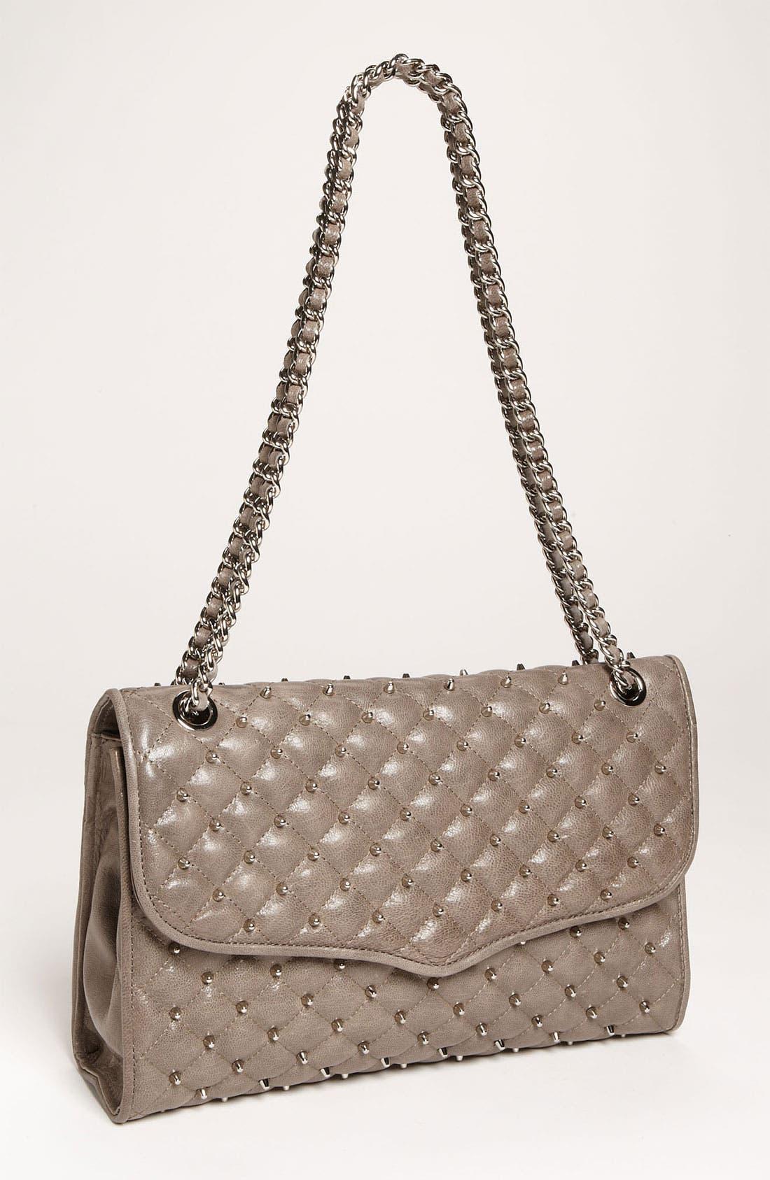 Alternate Image 1 Selected - Rebecca Minkoff 'Affair - Large' Double Chain Shoulder Bag