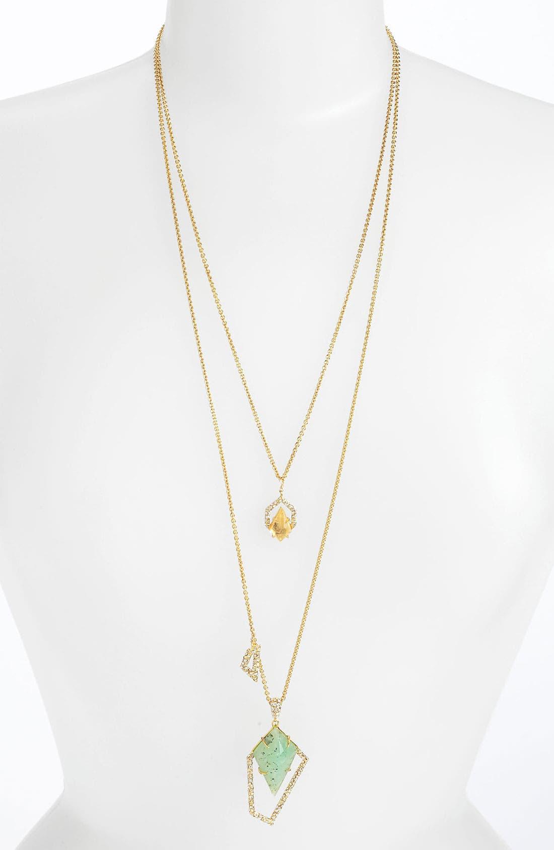 Alternate Image 1 Selected - Alexis Bittar 'Miss Havisham - New Wave' Layered Necklace (Nordstrom Exclusive)