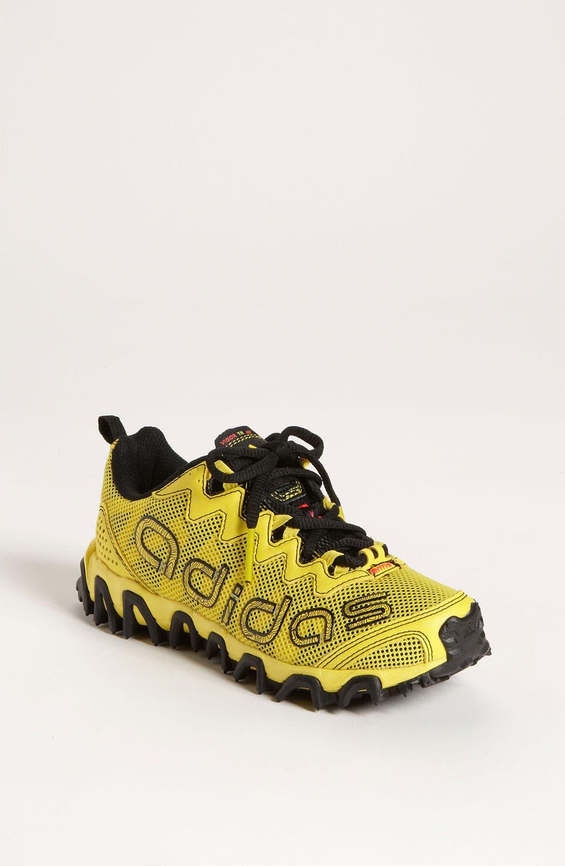 Main Image - adidas 'Vigor Trail 3' Running Shoe (Toddler, Little Kid & Big Kid)