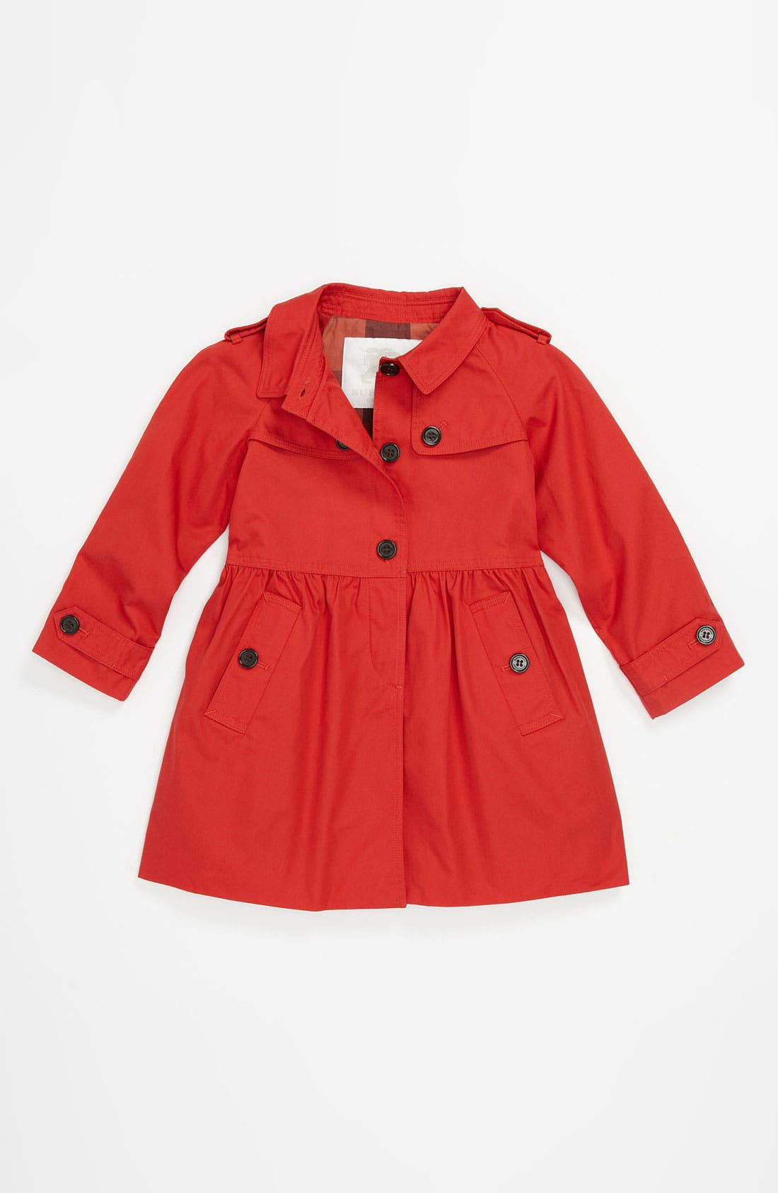 Alternate Image 1 Selected - Burberry 'Melody' Trench (Baby)
