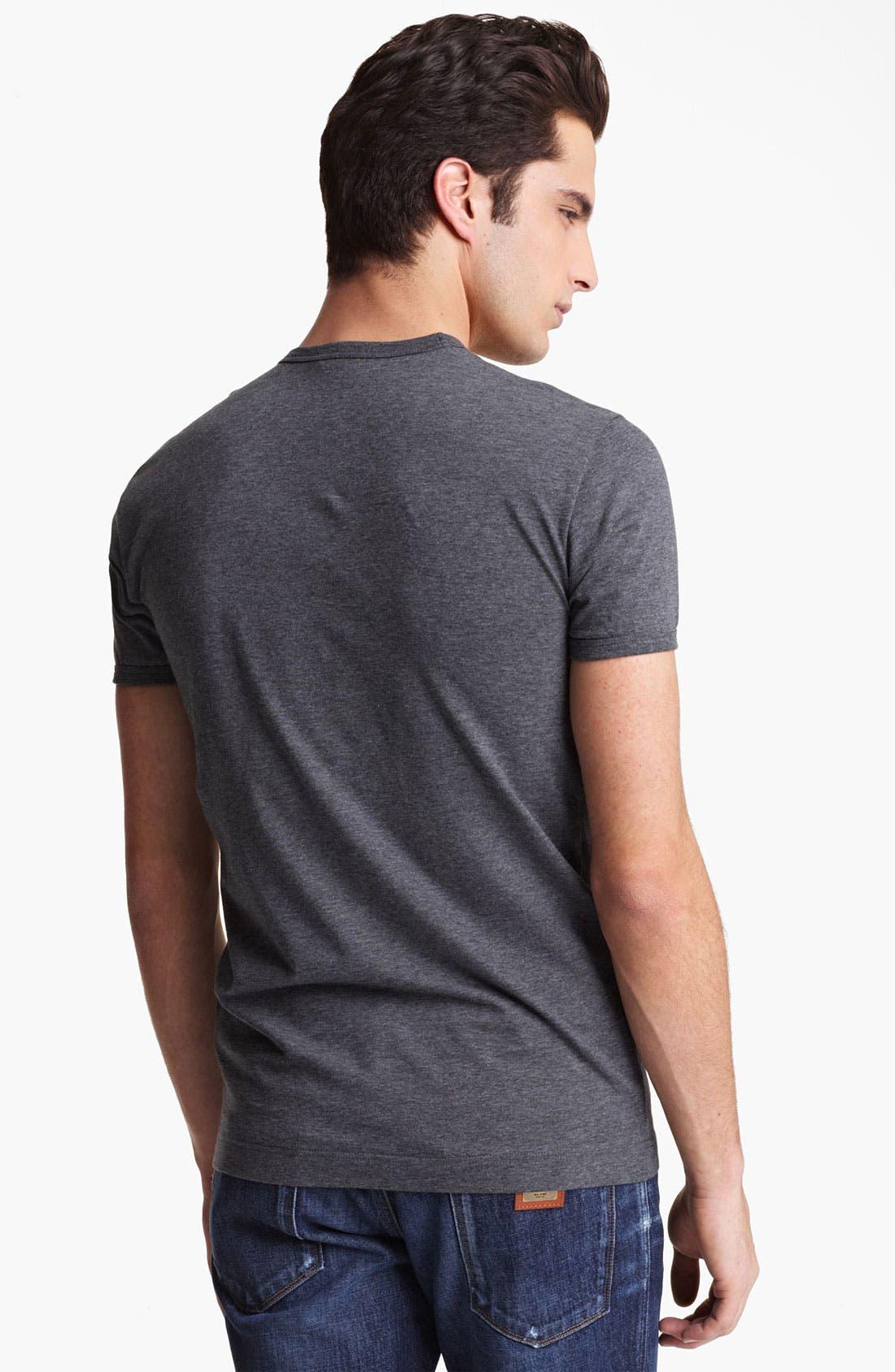 Alternate Image 2  - Dolce&Gabbana Crewneck T-Shirt