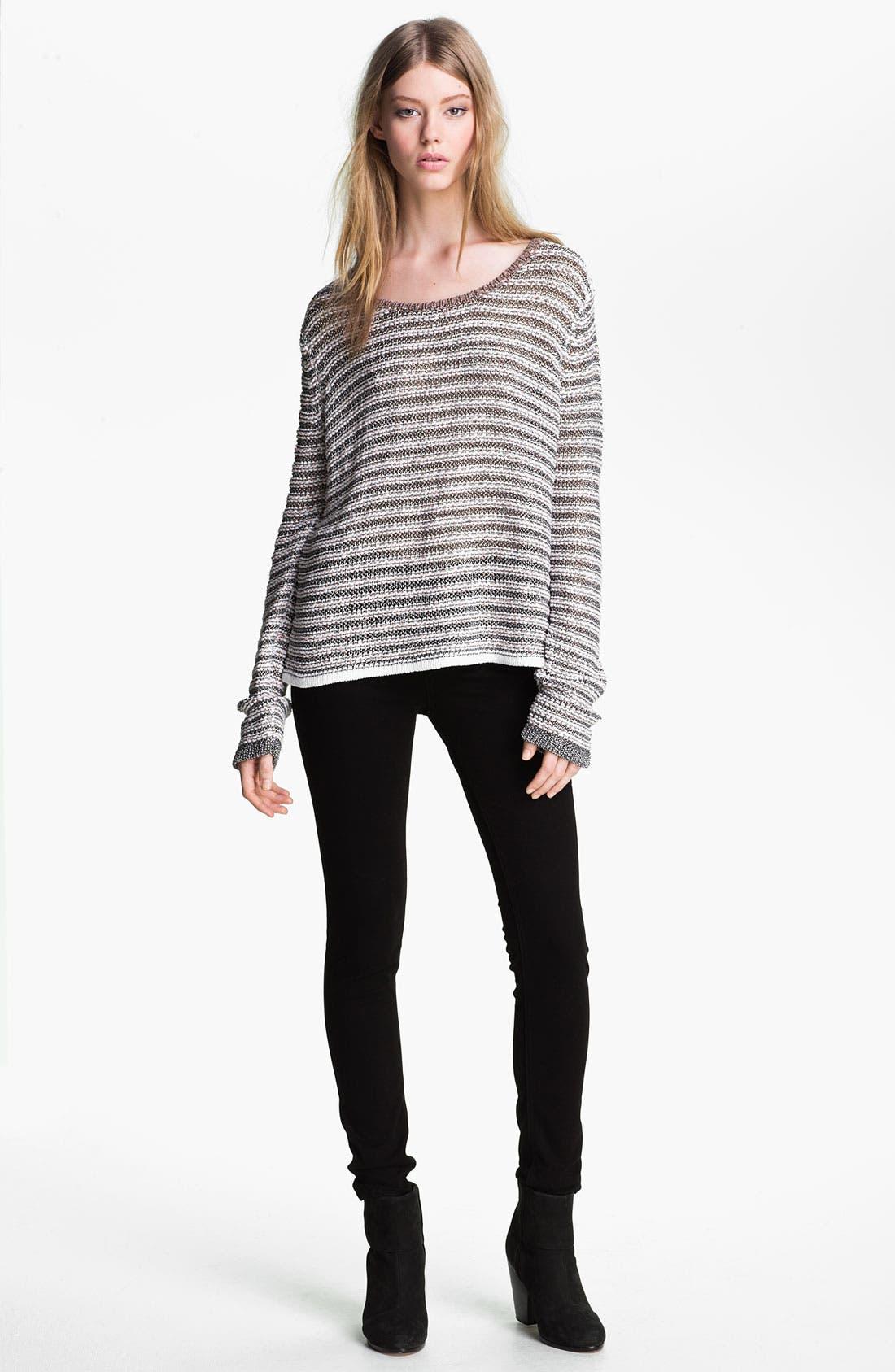 Alternate Image 1 Selected - rag & bone 'Astrid' Pullover
