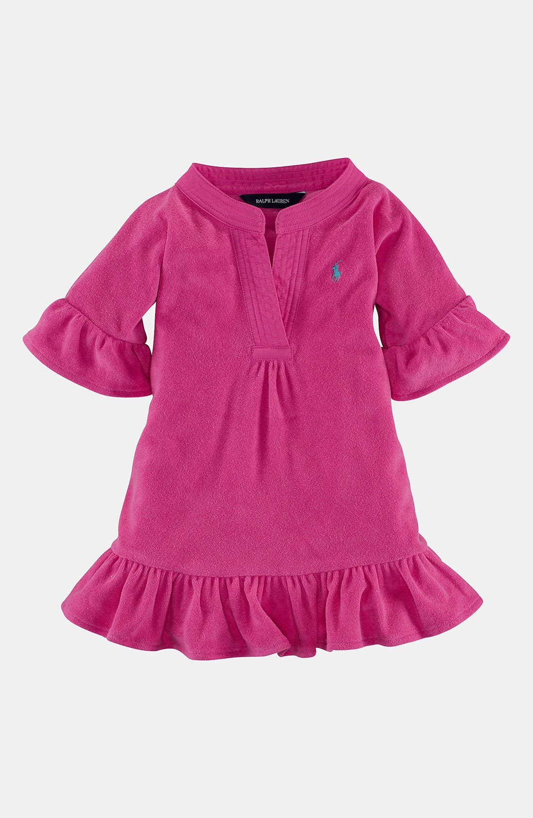 Alternate Image 1 Selected - Ralph Lauren Cover-Up (Baby)