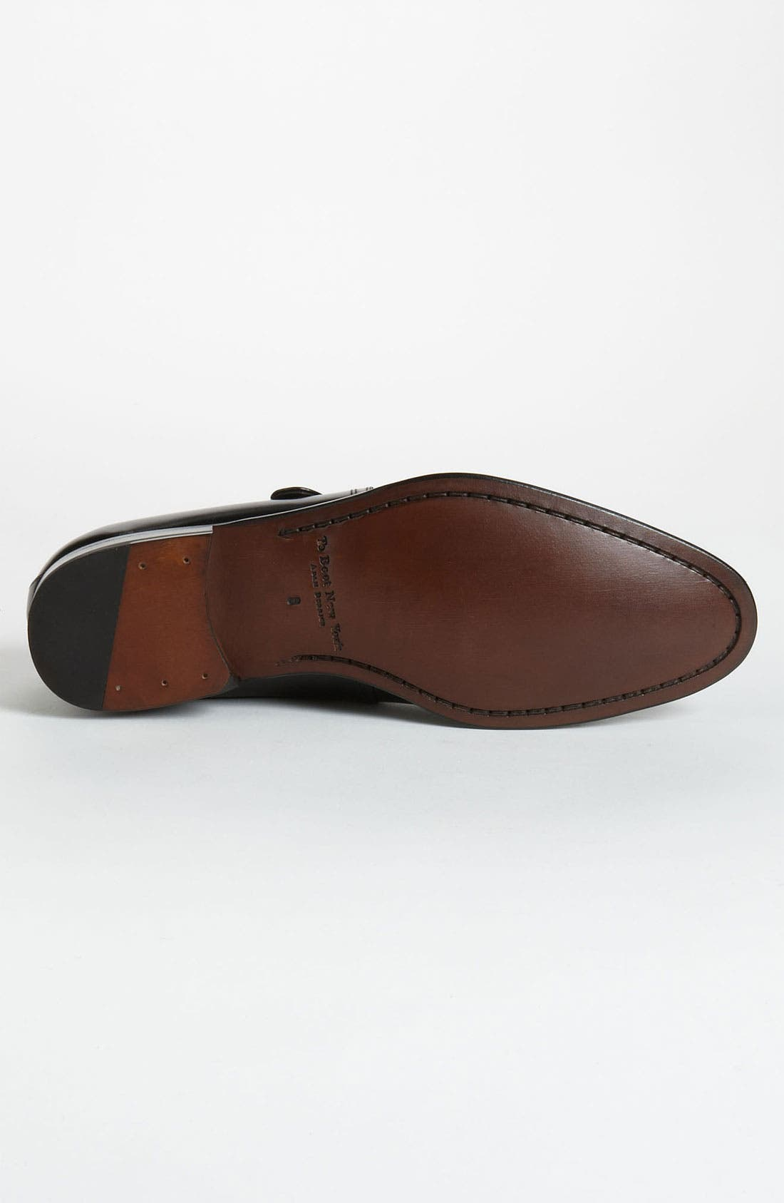Alternate Image 4  - To Boot New York 'Campbell' Monk Strap Slip-On