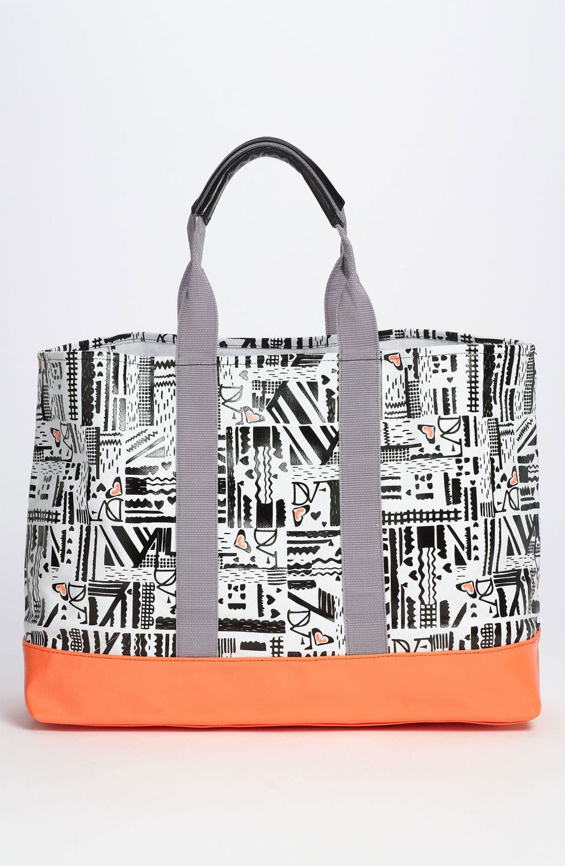 Alternate Image 4  - 'DVF Loves Roxy' Tote Bag