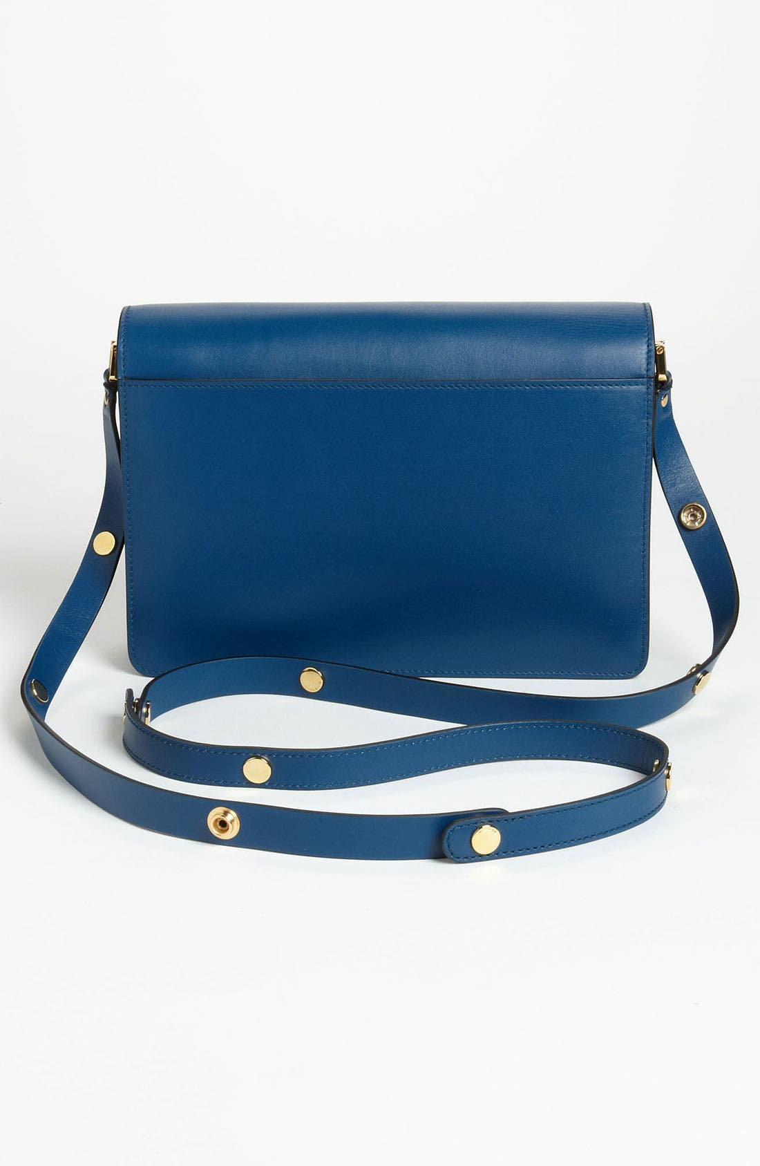 Alternate Image 4  - Marni Double Partition Leather Crossbody Bag