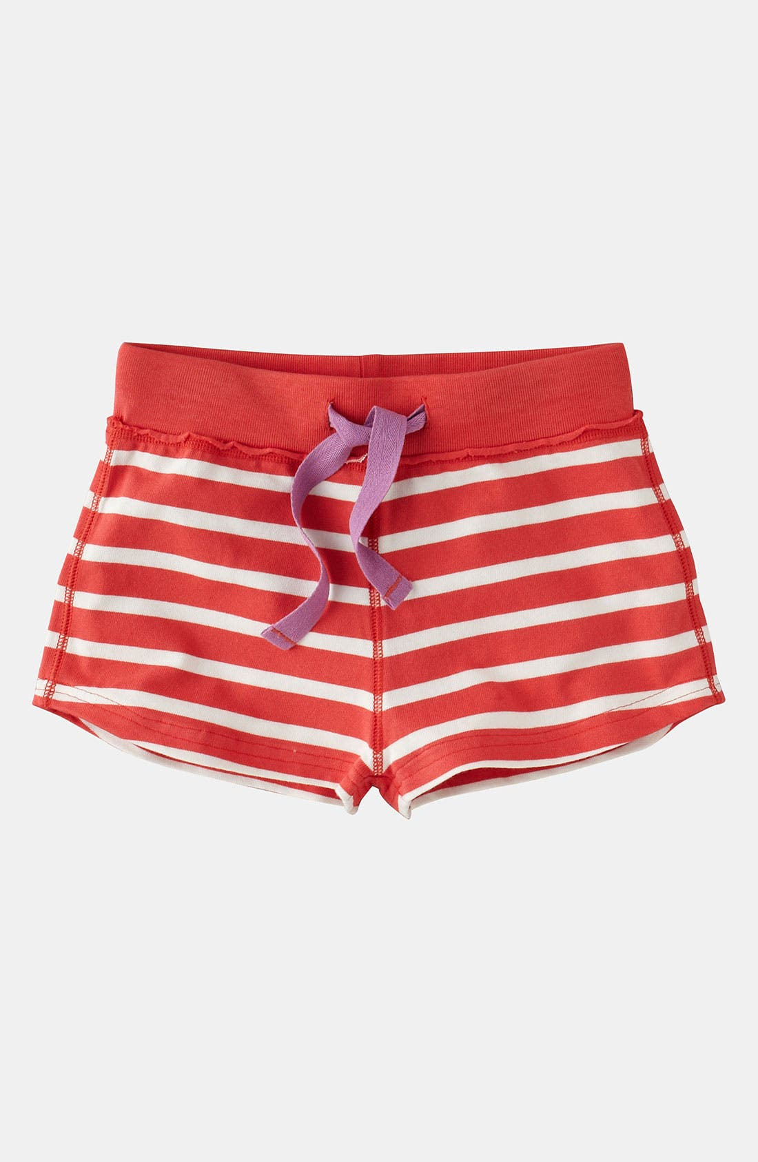 Main Image - Johnnie B by Boden Jersey Shorts (Big Girls)