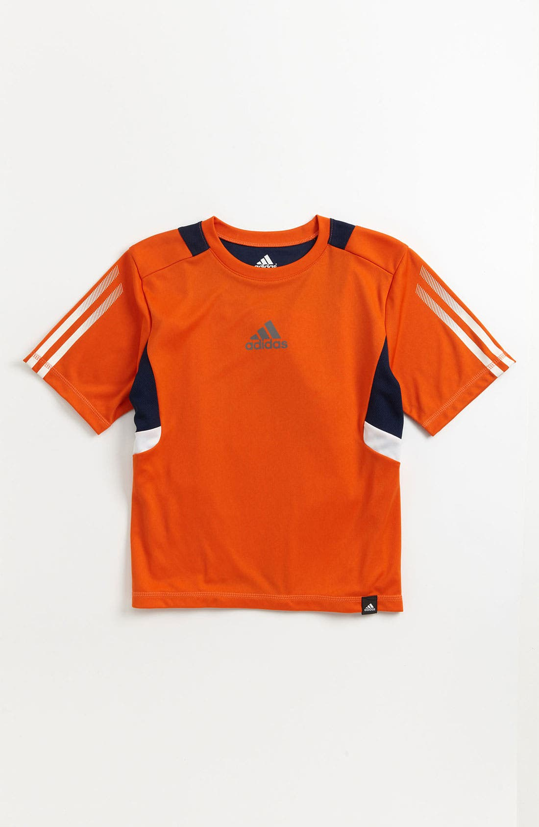 Alternate Image 1 Selected - adidas 'Energy' T-Shirt (Little Boys)