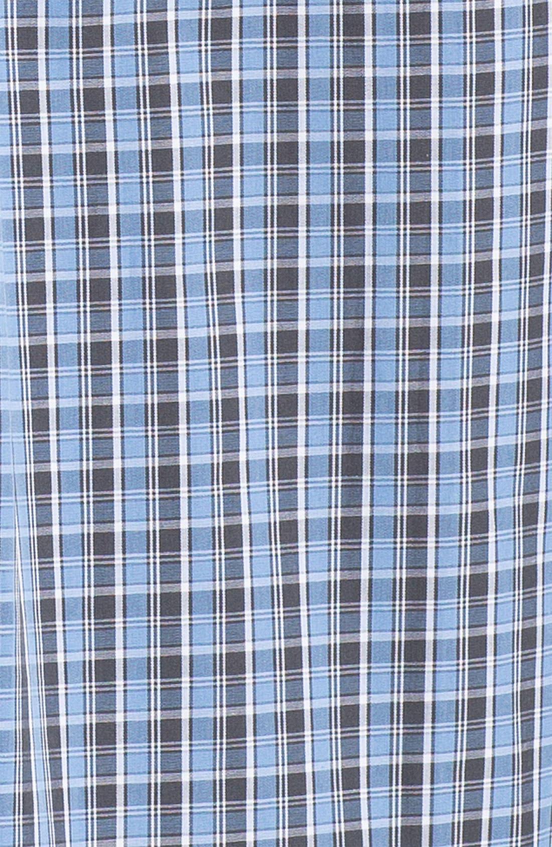 Alternate Image 3  - Cutter & Buck 'Midvale' Check Sport Shirt