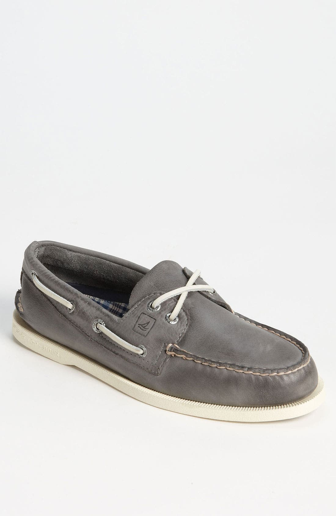 Main Image - Sperry 'Authentic Original' Burnished Boat Shoe