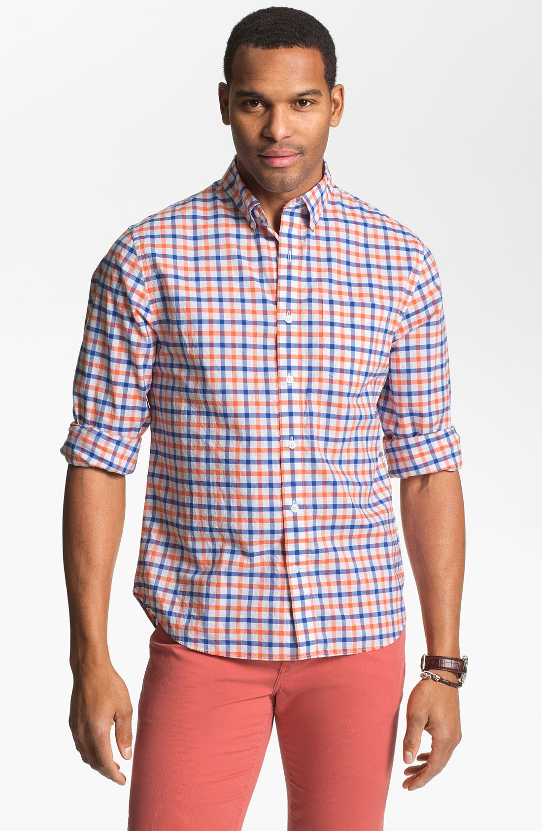 Alternate Image 1 Selected - Bonobos Regular Fit Sport Shirt