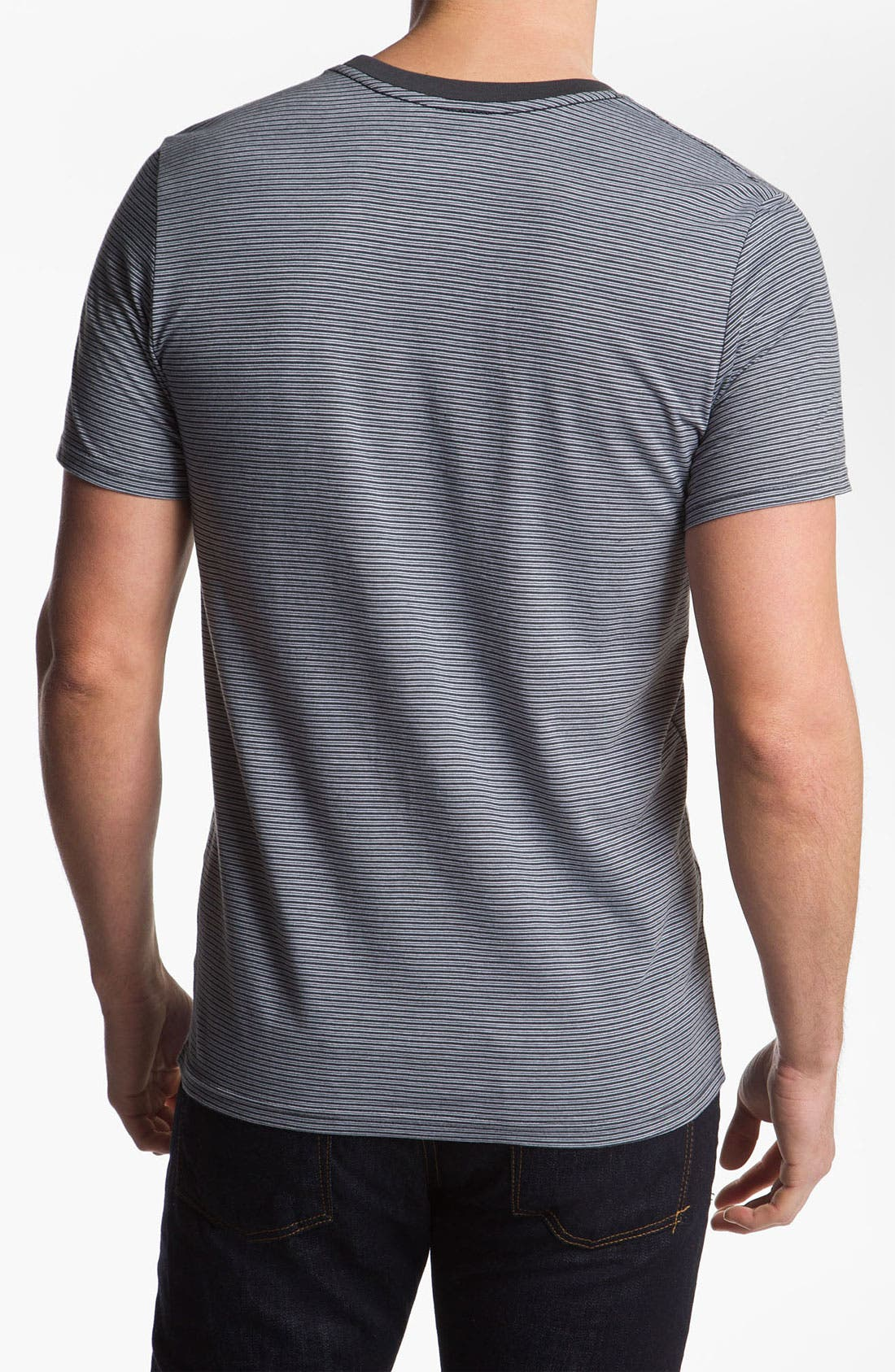 Alternate Image 2  - Hurley 'Pick Up - Olson Stripe' T-Shirt
