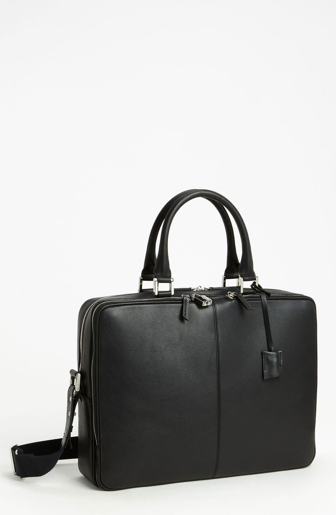 Alternate Image 1 Selected - WANT Les Essentiels de la Vie 'Trudeay' Leather Briefcase