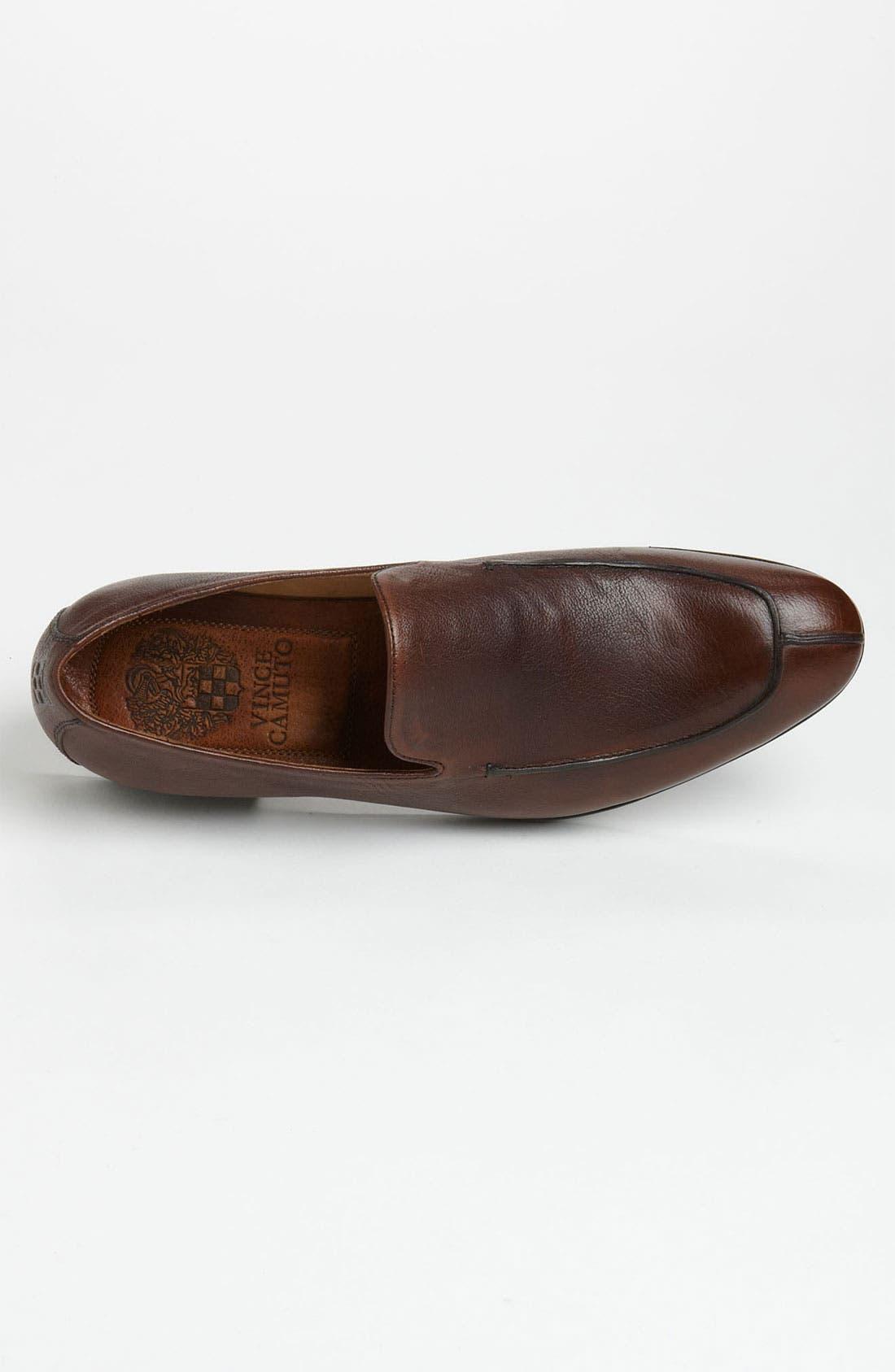 Alternate Image 3  - Vince Camuto 'Ennah' Split Toe Loafer