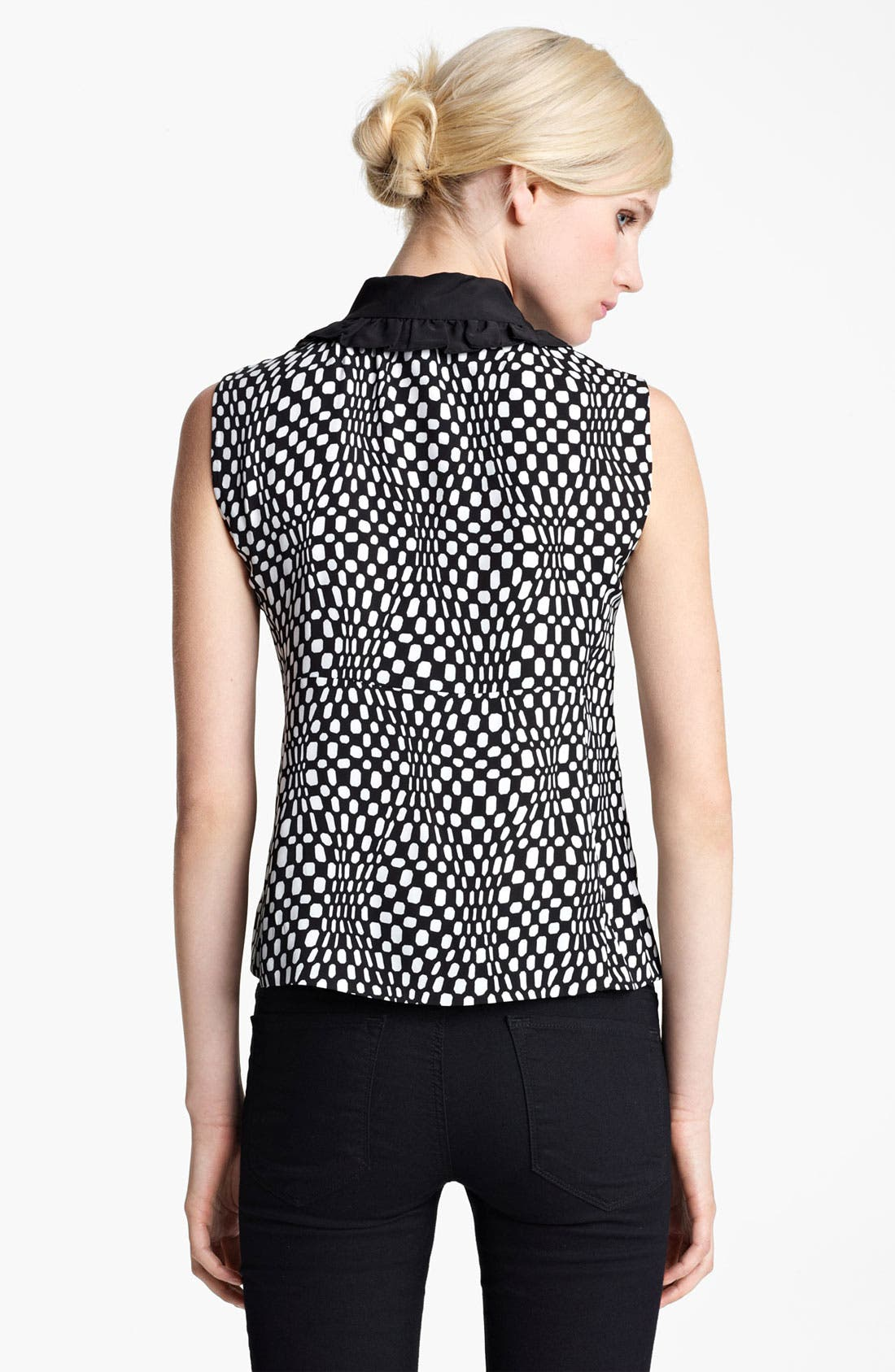 Alternate Image 2  - MARC JACOBS Optic Spot Blouse