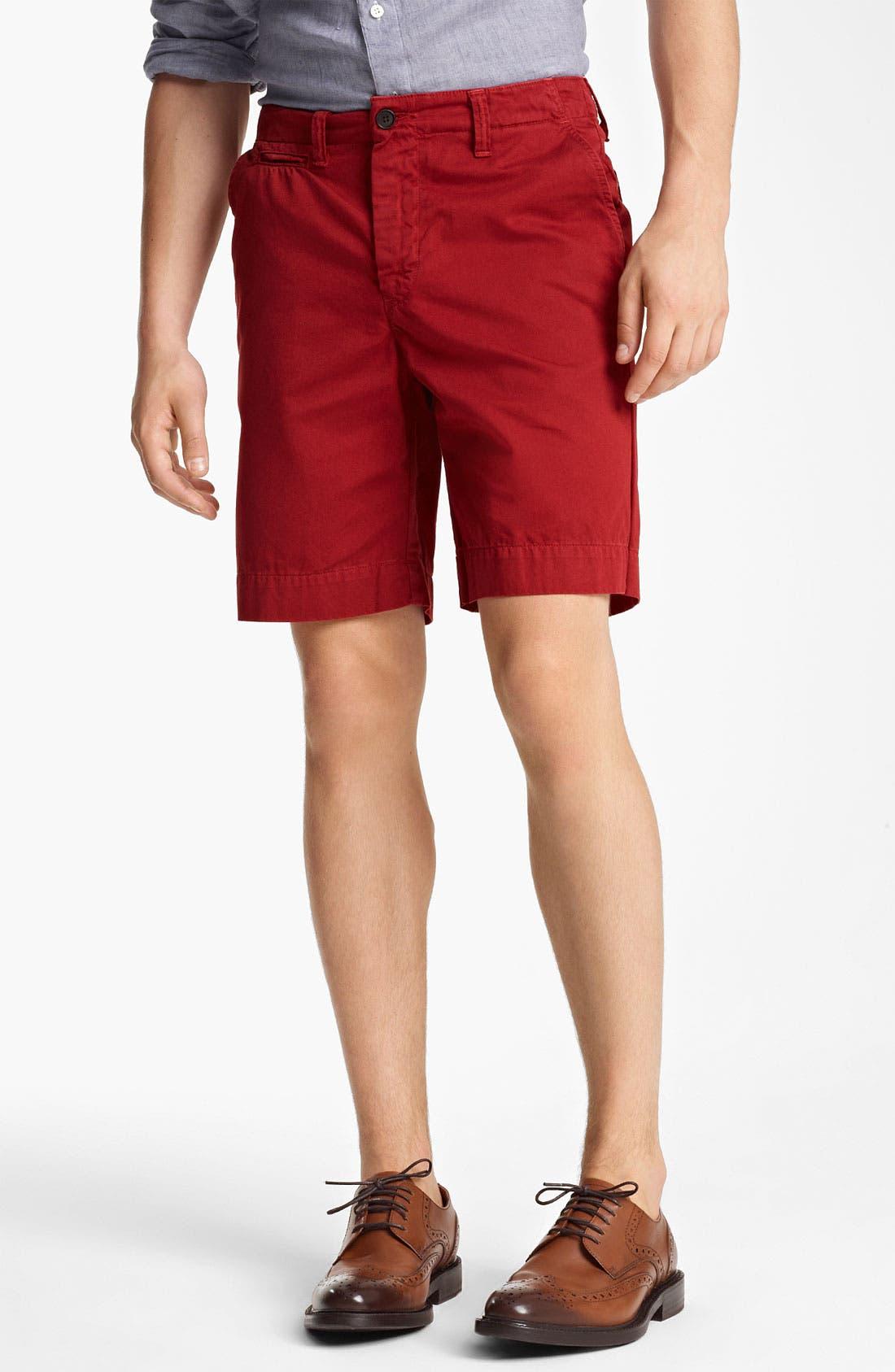 Alternate Image 1 Selected - Billy Reid 'Boman' Shorts